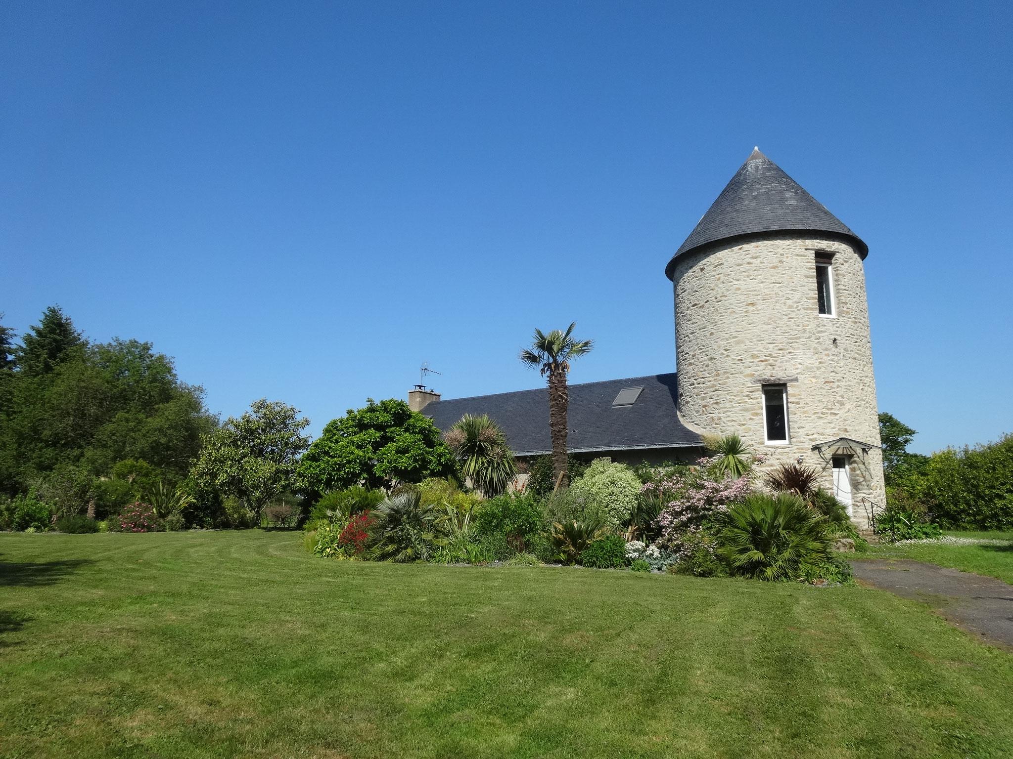 Les Jardins Du Moulin Paysagiste chambre d'hôte du moulin de kergas à herbignac proche la