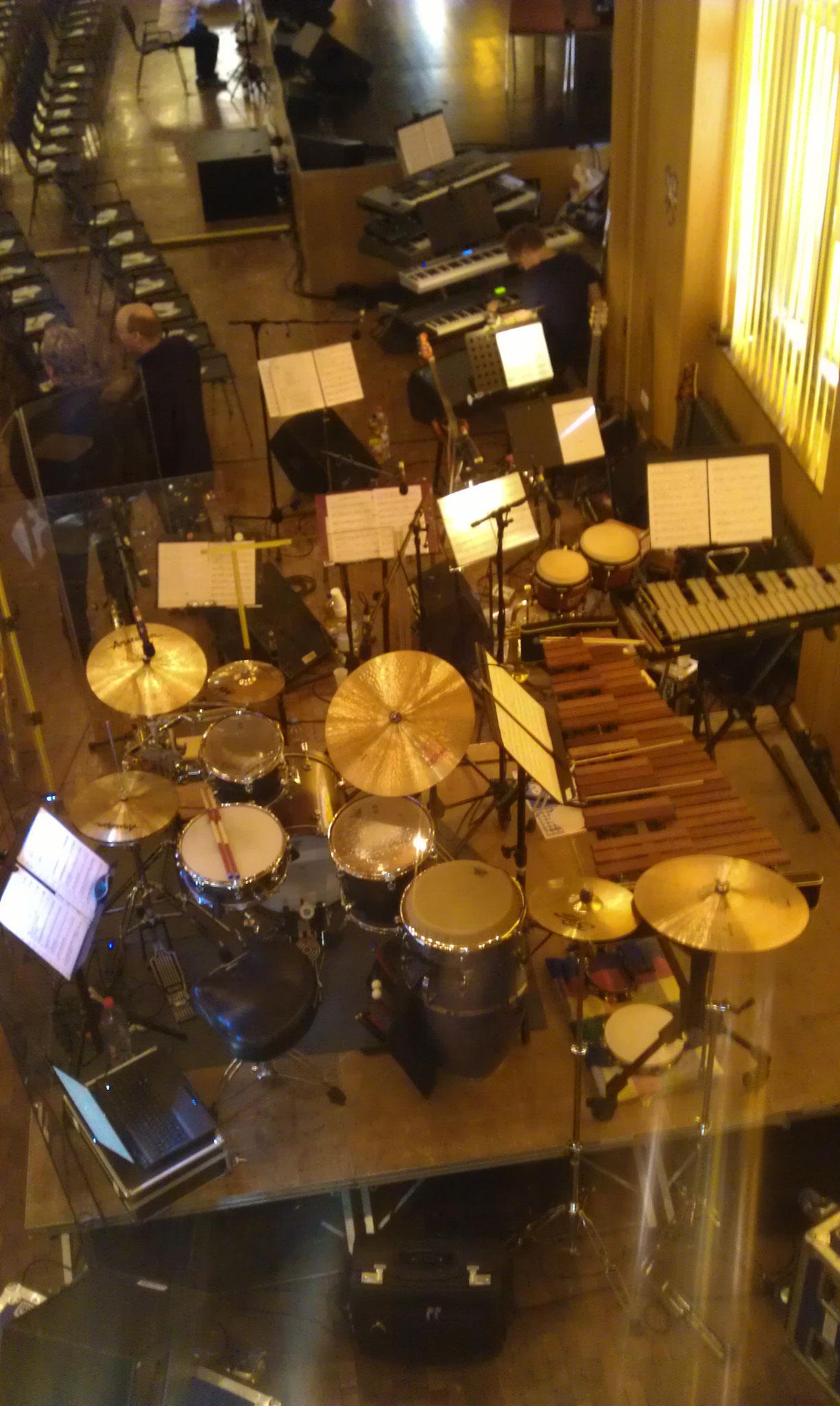 Setup Rolf Zuckowski 2012