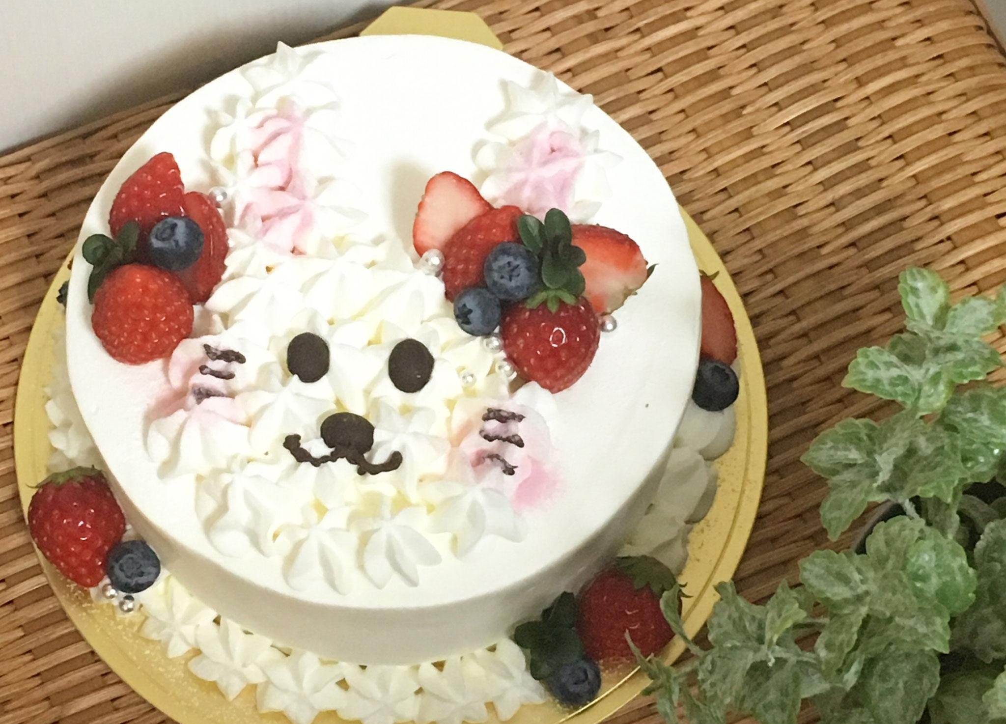 誕生日ケーキ 手作り