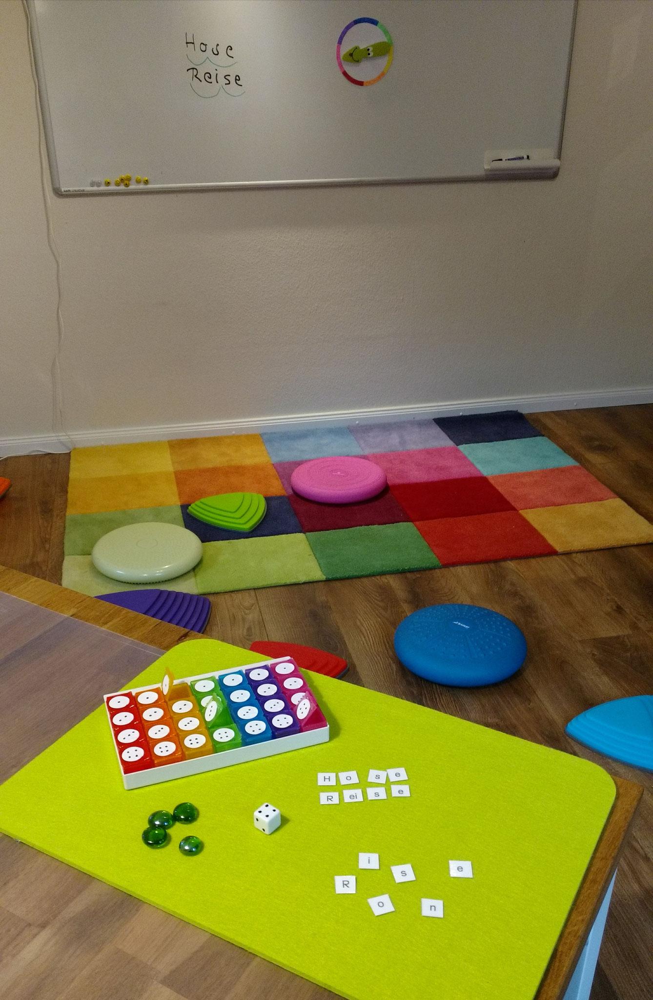 Spiele, Spiele, Spiele!!! Kostengünstige Ideen - auch für zuhause.