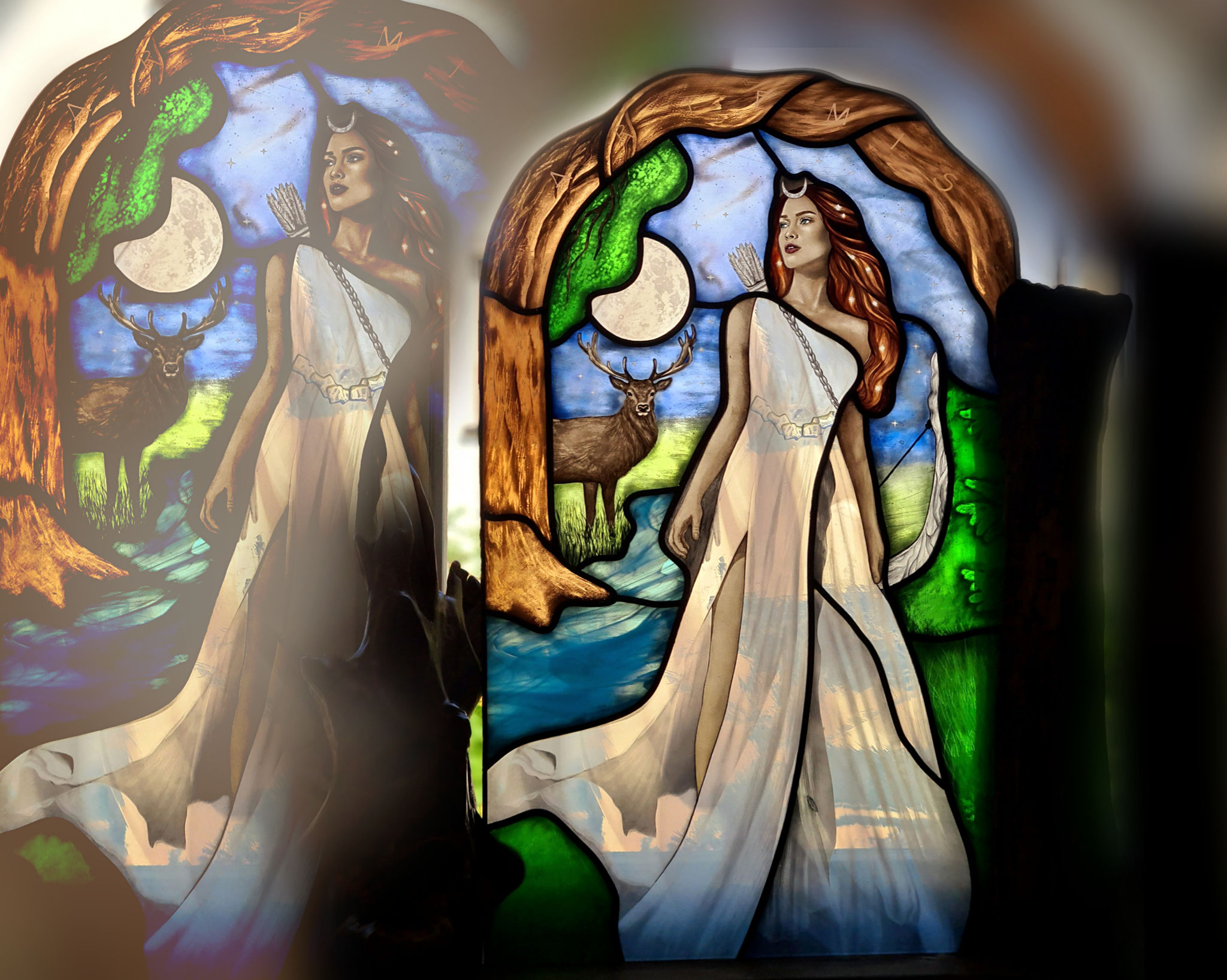 Göttin Artemis