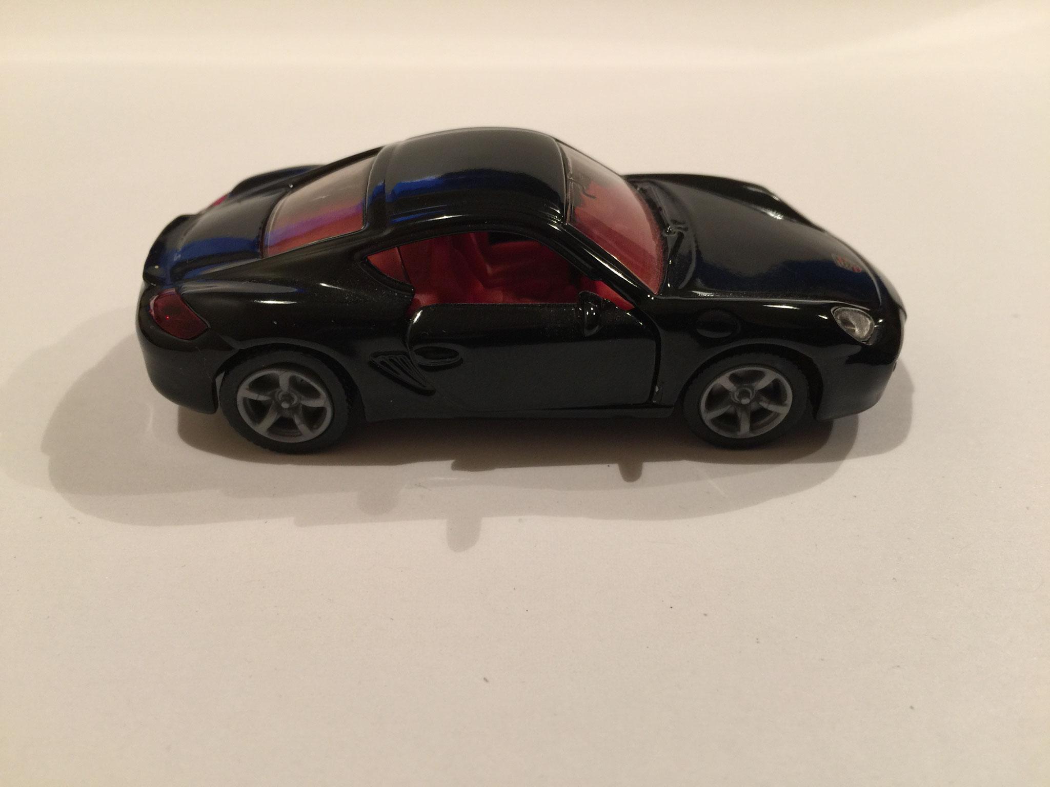 Porsche Cayman S Nr.1433 schwarz