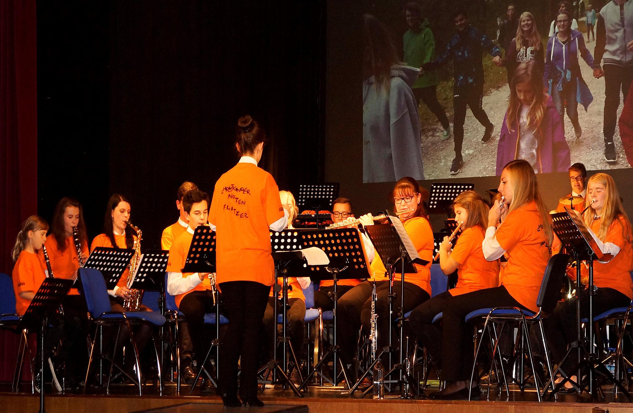 Christkinder Notenflitzer - unser Jugendorchester