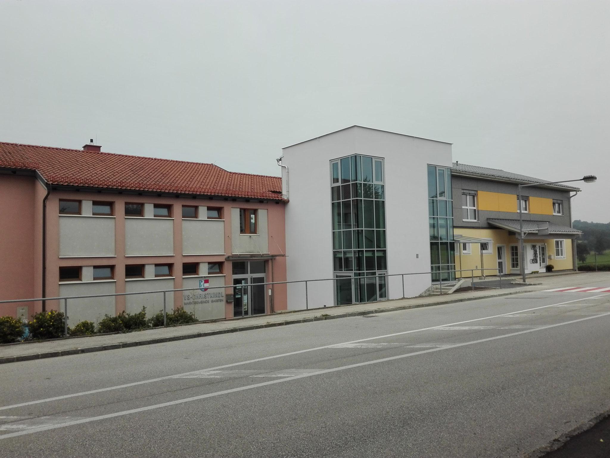 Volksschule, Kindergarten und Musikheim Christkindl