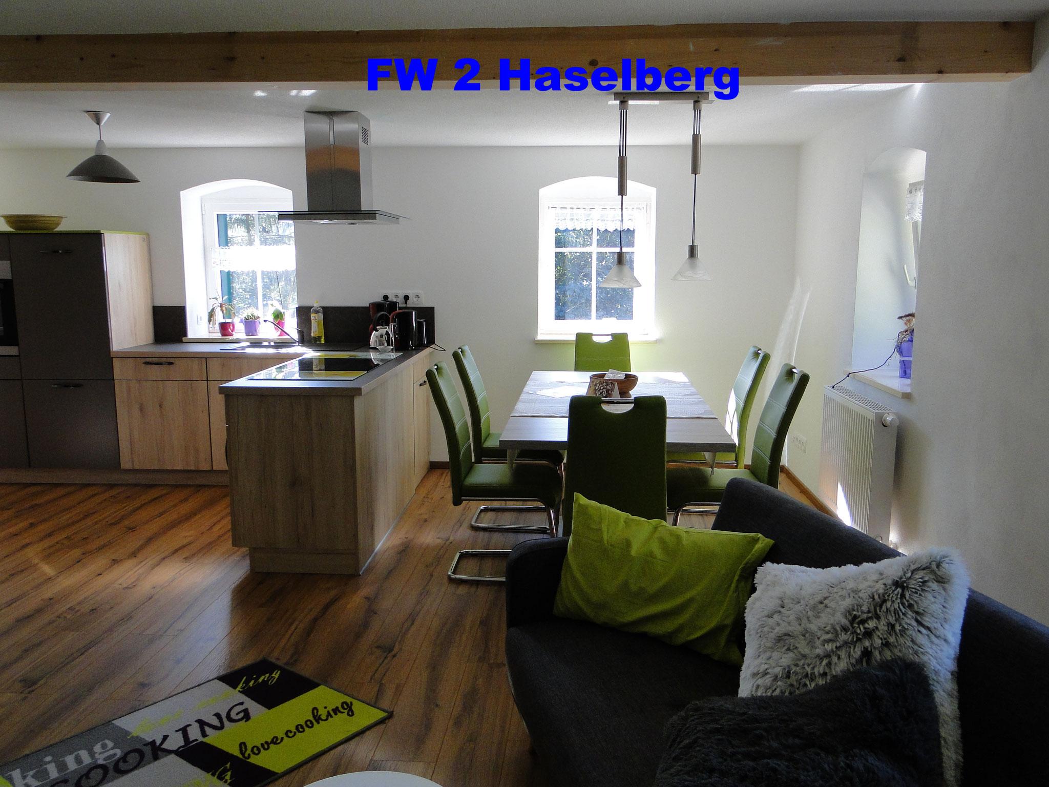 FW 2, Haselberg, Koch/- Wohnbereich