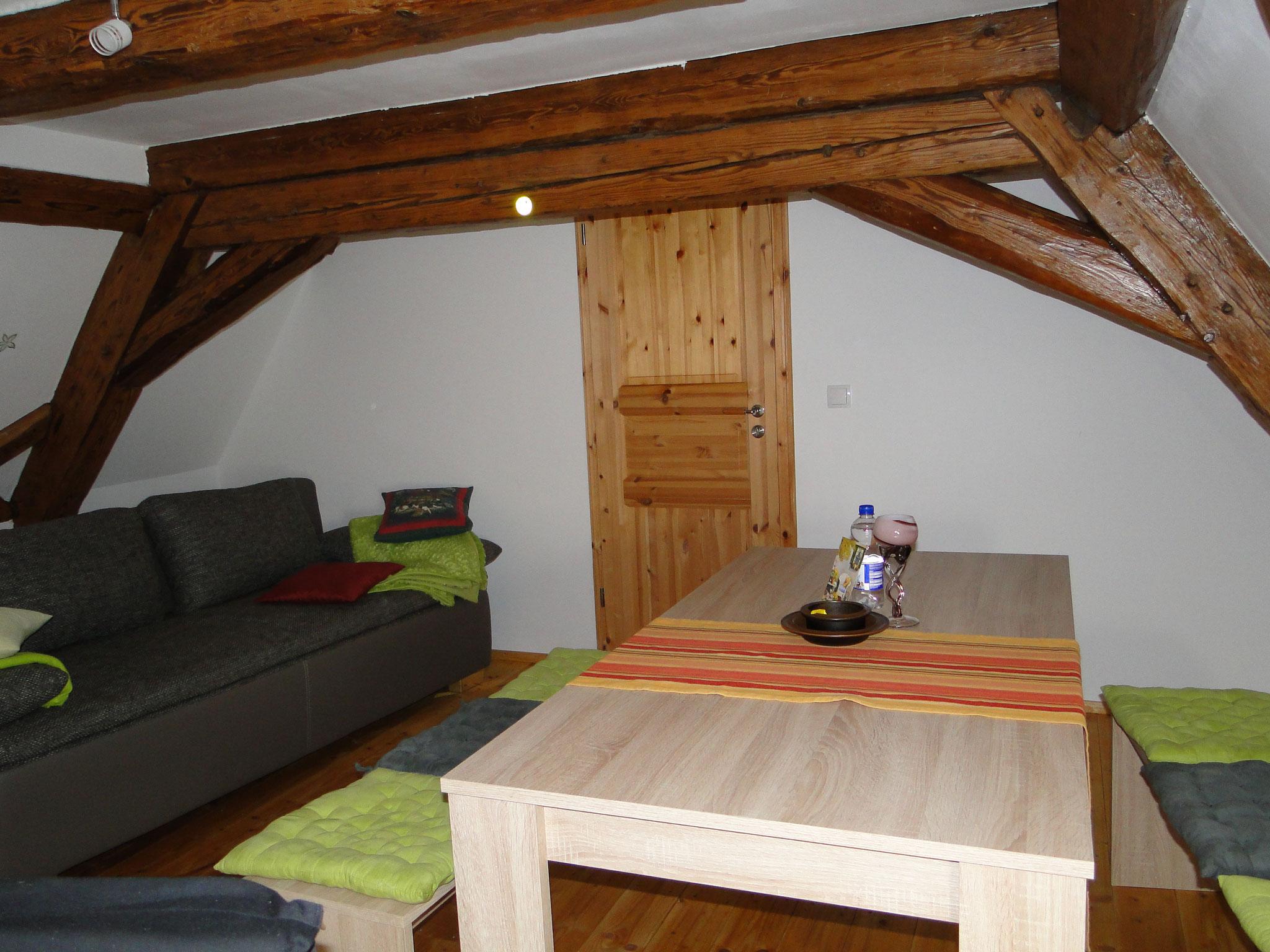 FW 3, Augustusberg, Wohnbereich