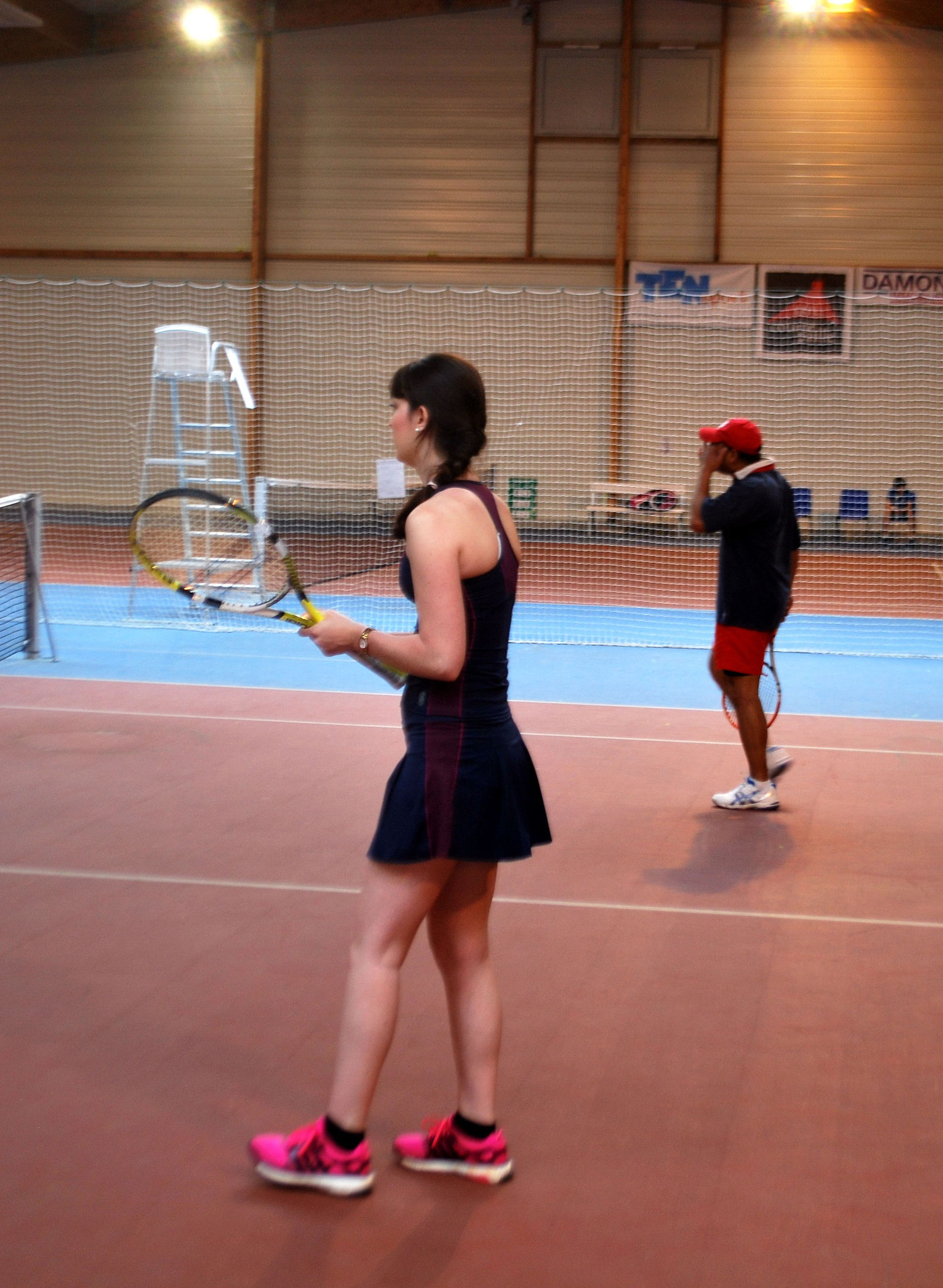 La paire Amandine/Paul