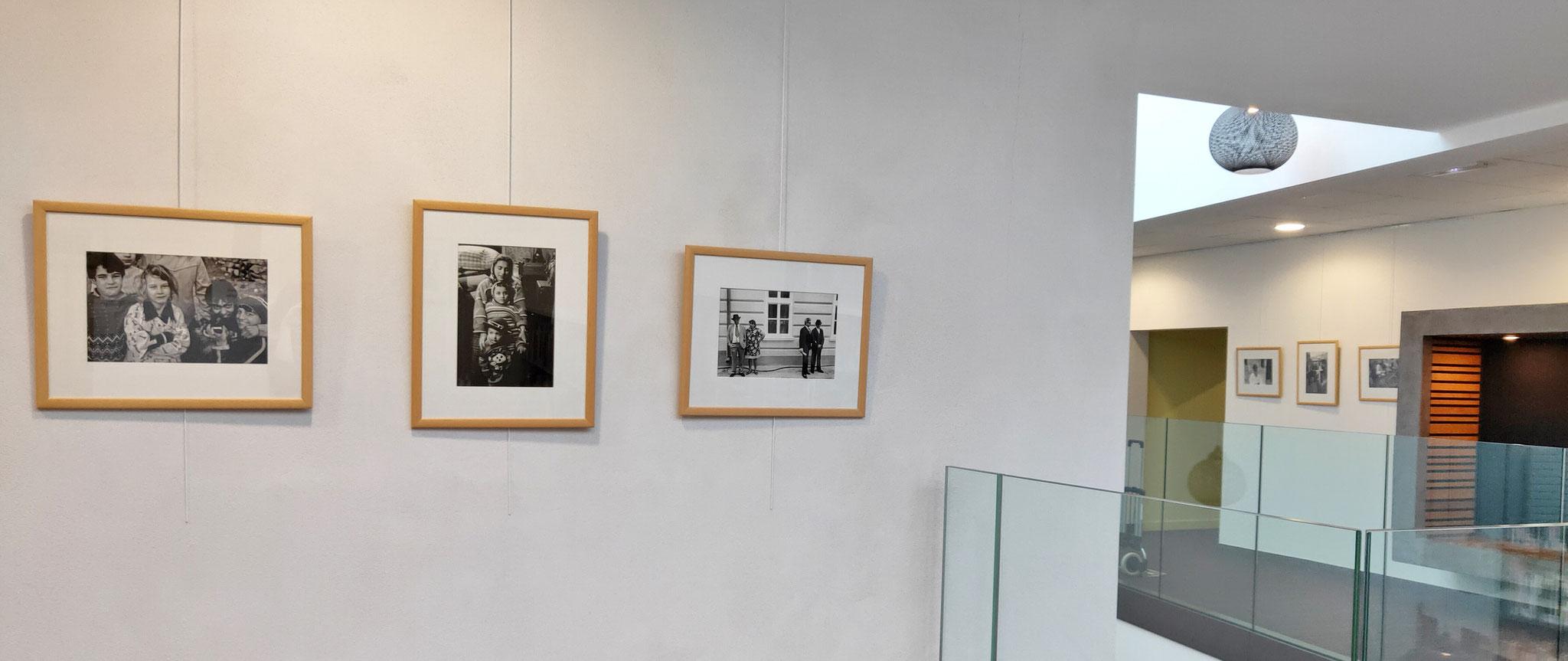 """Médiathèque de Montfort-sur Meu - Exposition """"Nos voyages en Tsiganie"""" de Claude et Marie-José Carret"""