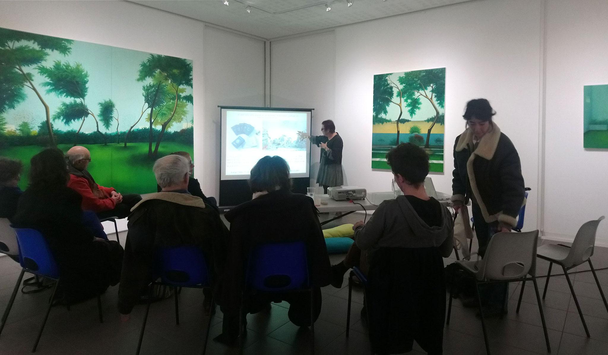 """Conférence """"Les pays sages"""" de Véronique Boucheron le 12 mars à 19h"""