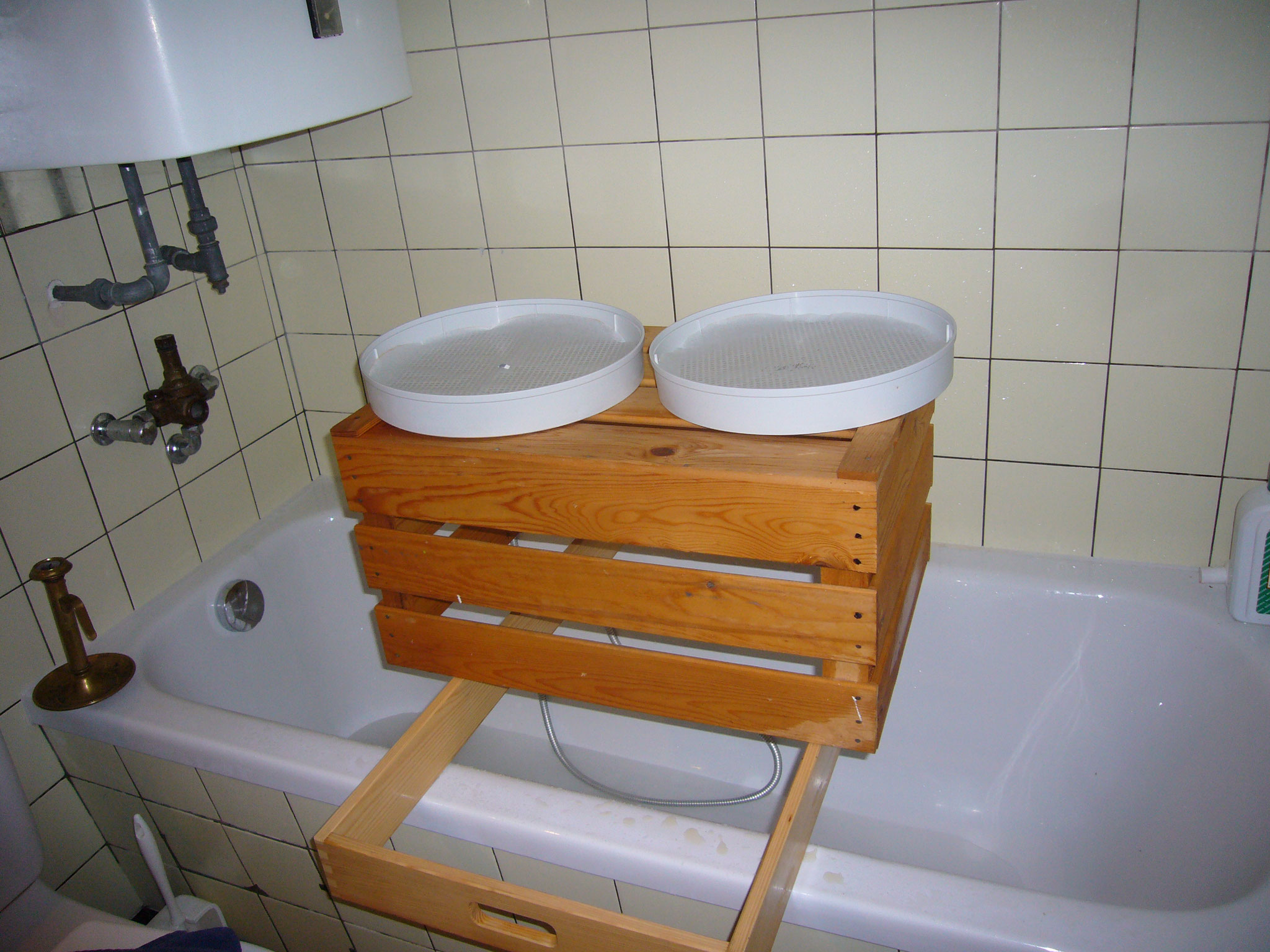 Bei Swiss-Silk begann es nicht in einer Garage, sondern im Badezimmer.