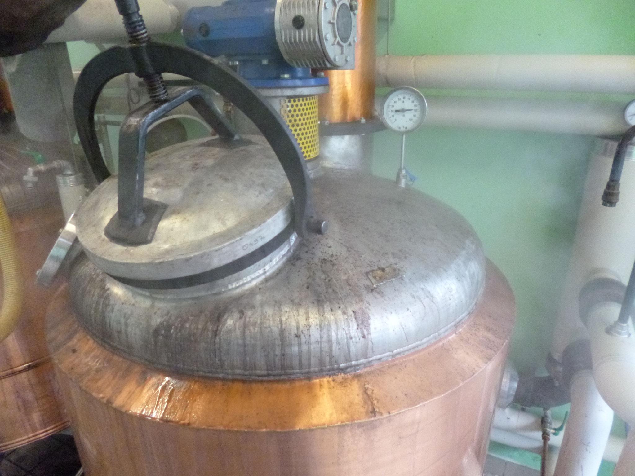 Distilleria Fedrizzi | produzione artigianale | processi 11