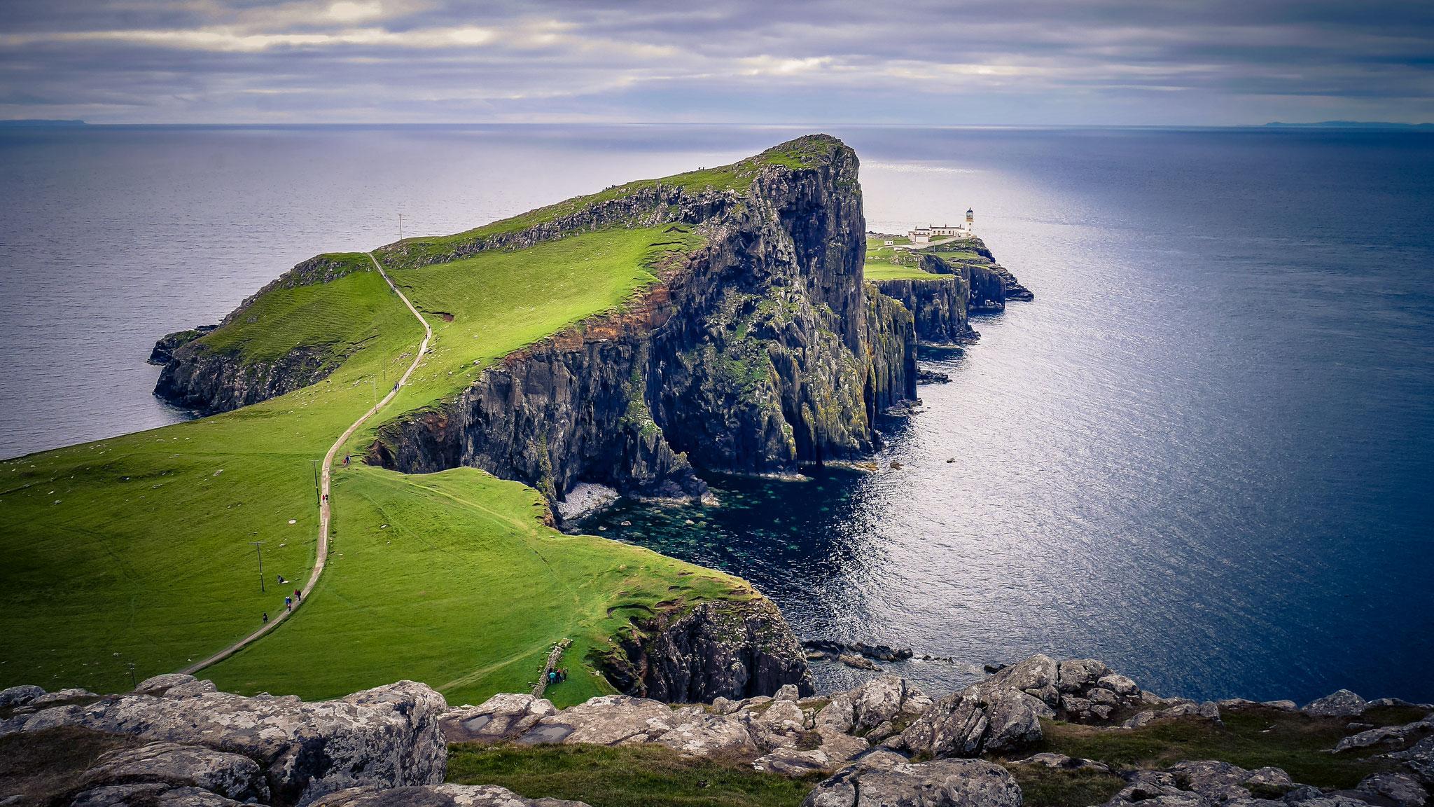 Neist Point - Lighthouse