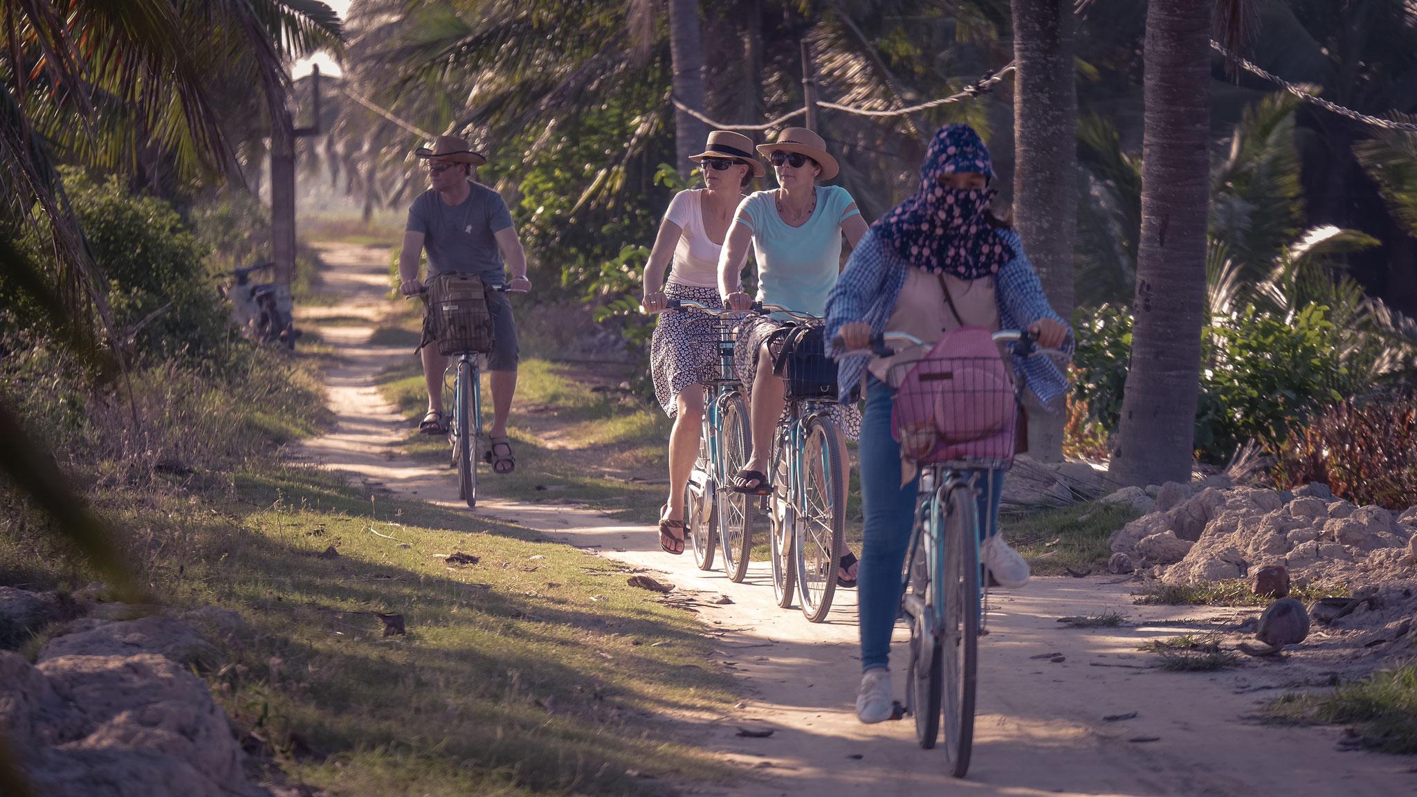 Hoi An - Radtour durch die Gegend