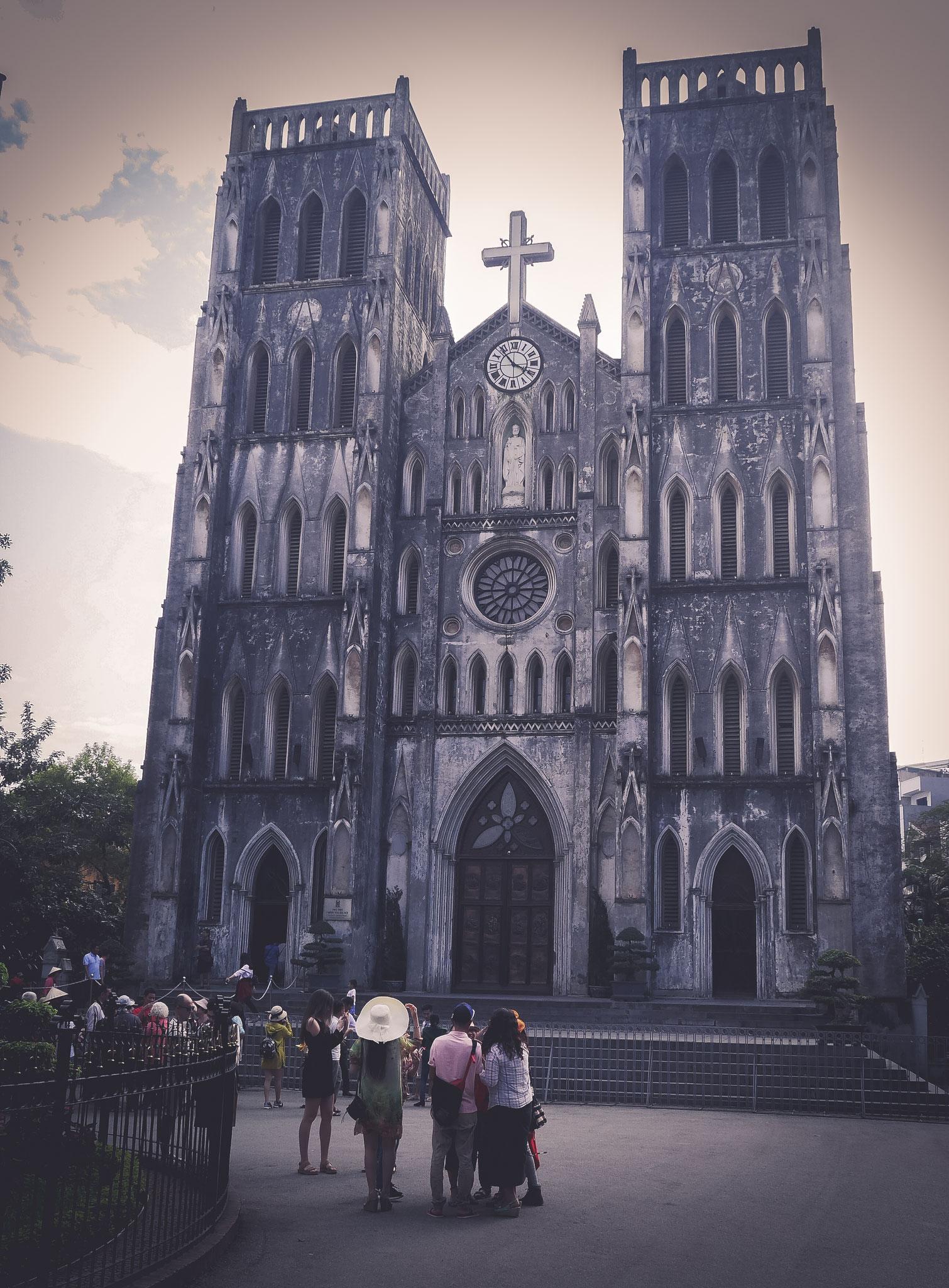 Hanoi - St. Joseph's Cathedral