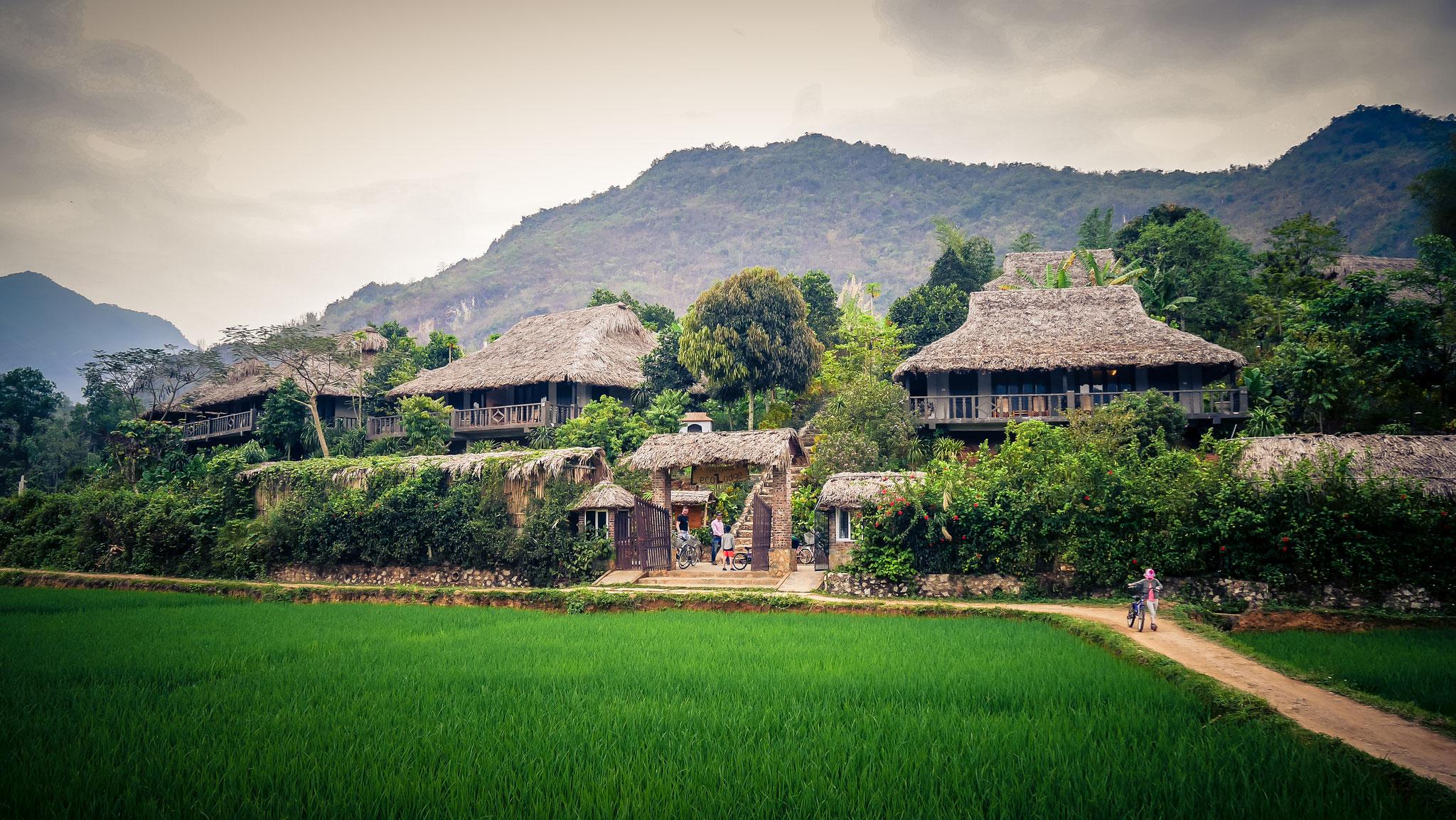 Ecolodge Mai Chau