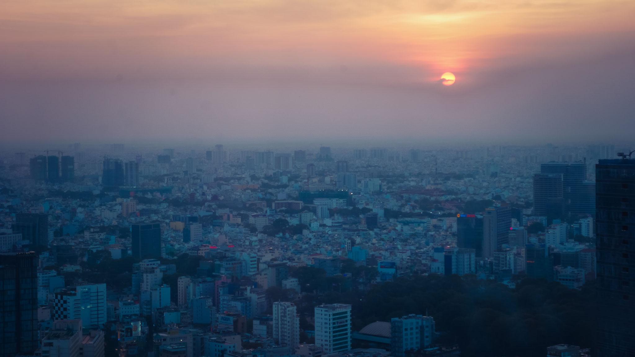 Bitexco Financial Tower - Saigon Skydeck