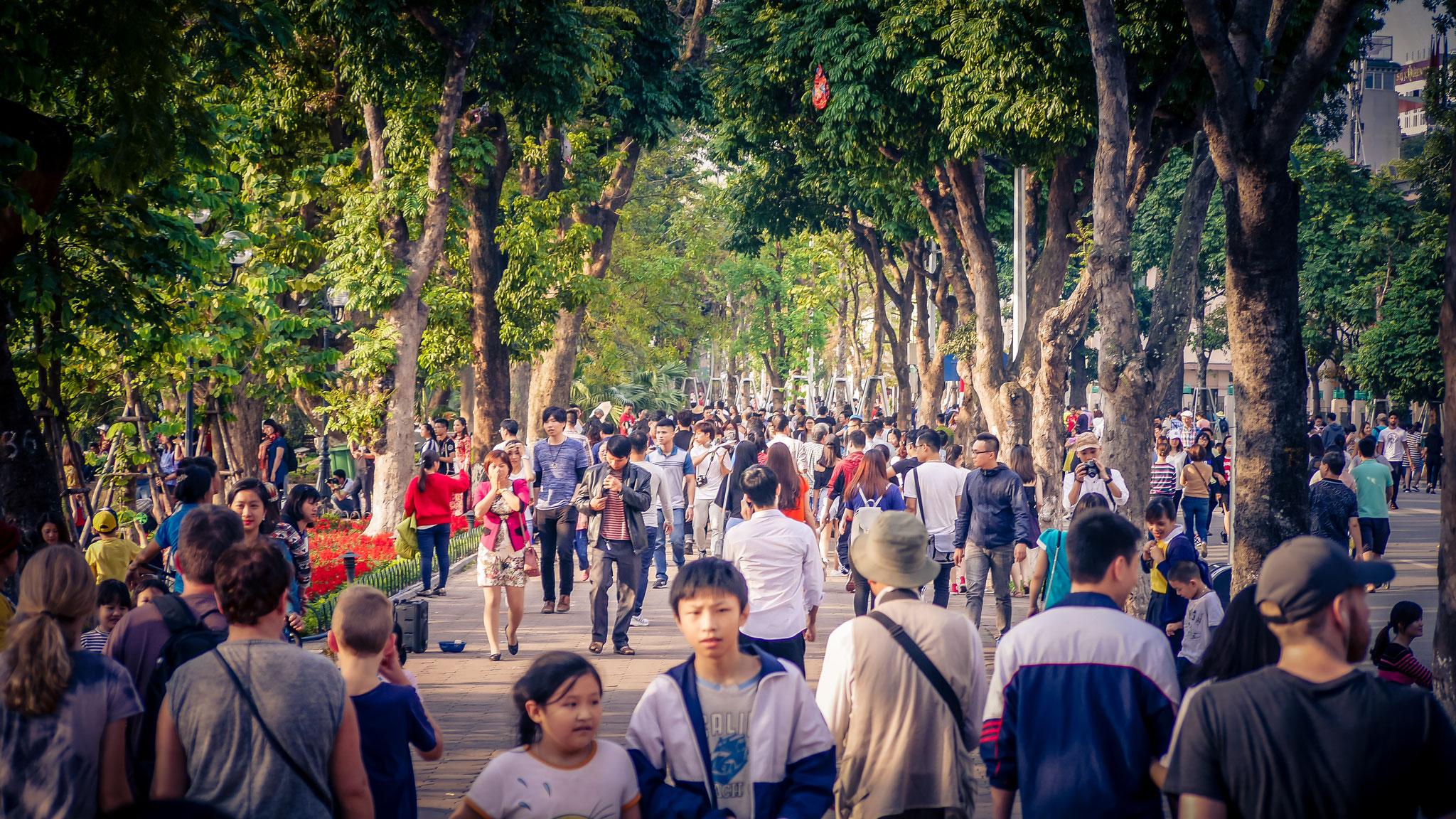 Hanoi - Hoan Kiem See