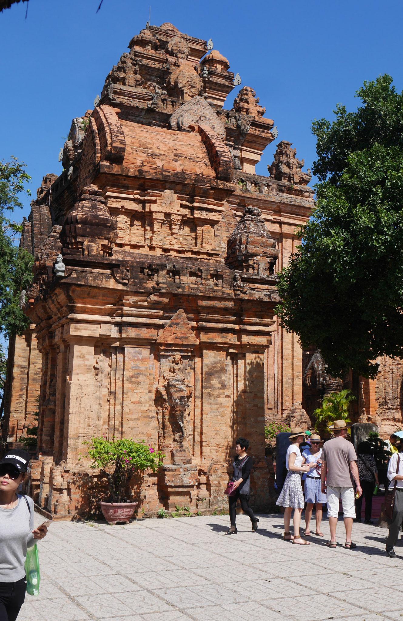 Nha Trang - Po Nagar Cham Towers