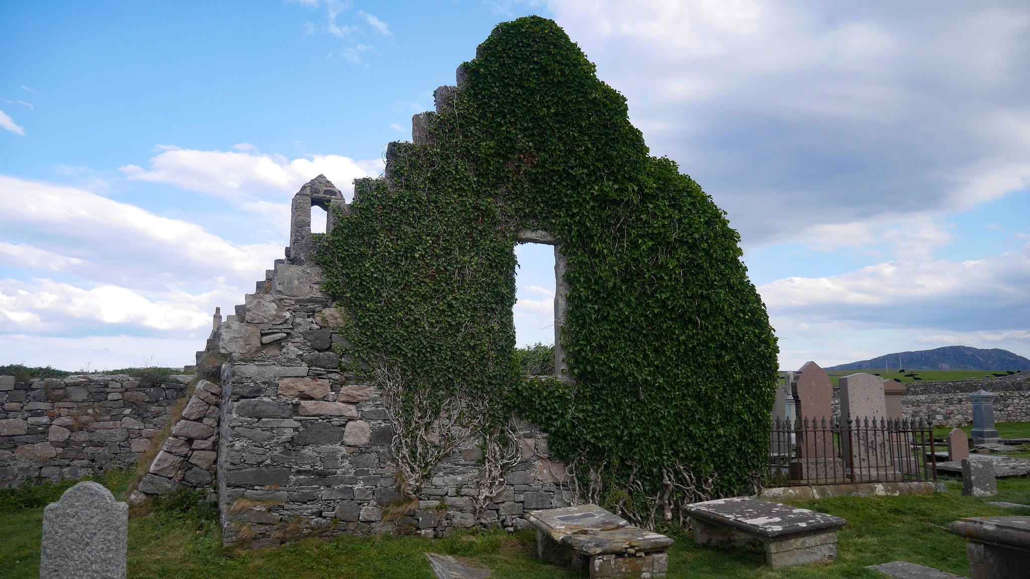 Balnakeil Village - Friedhof