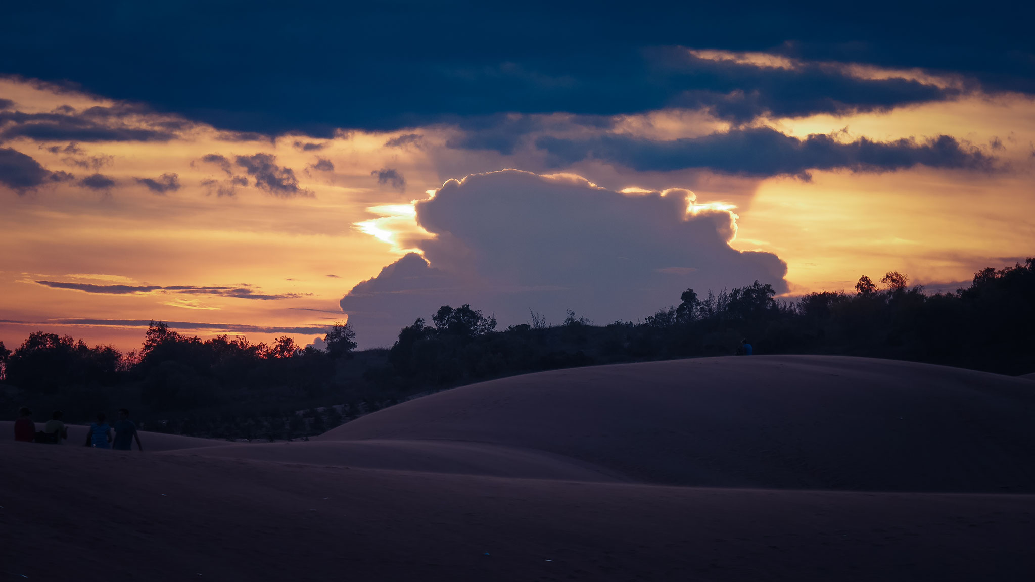 Phan Tiet (Mui Ne) - Red Sand Dunes