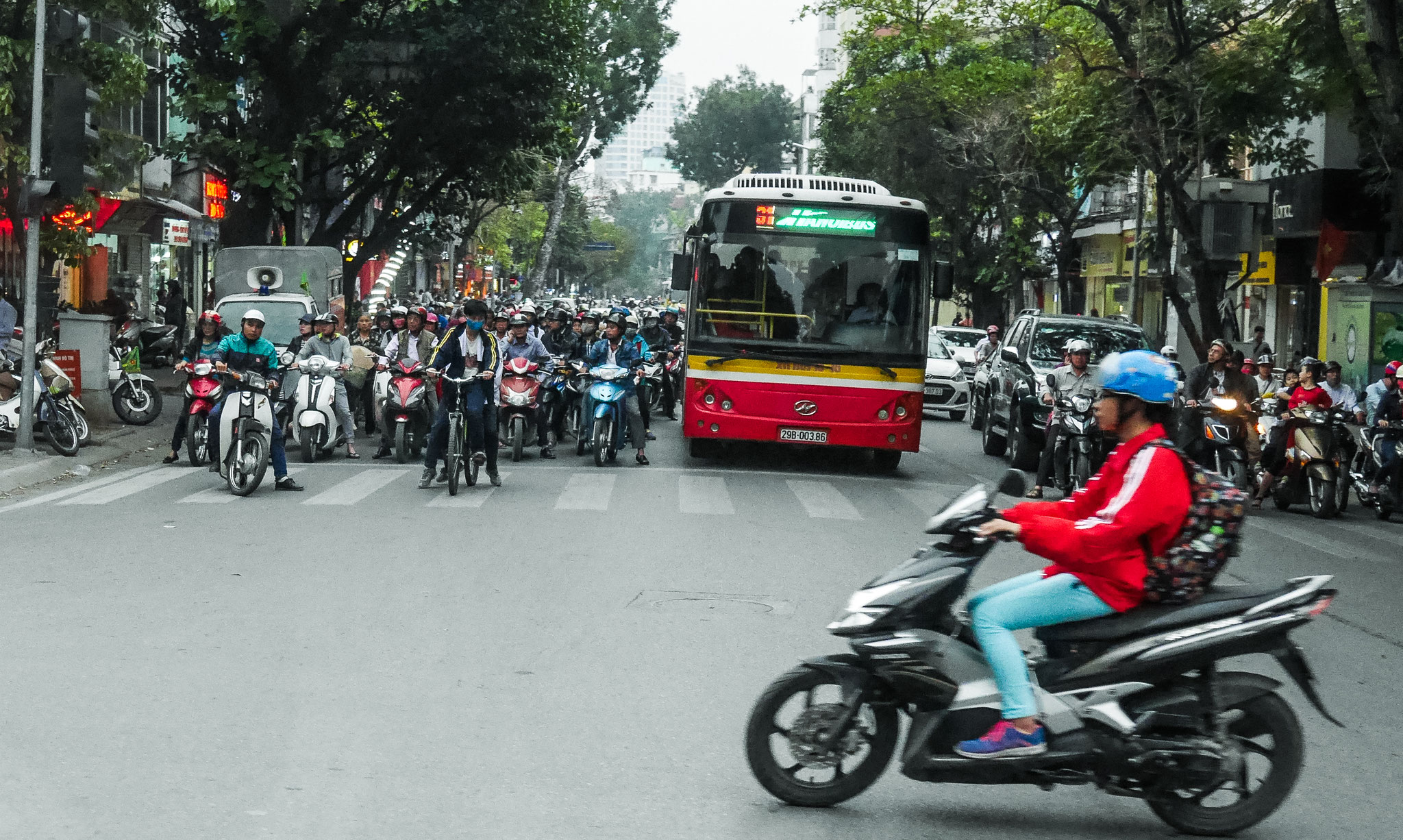 ...wieder Mopeds :)