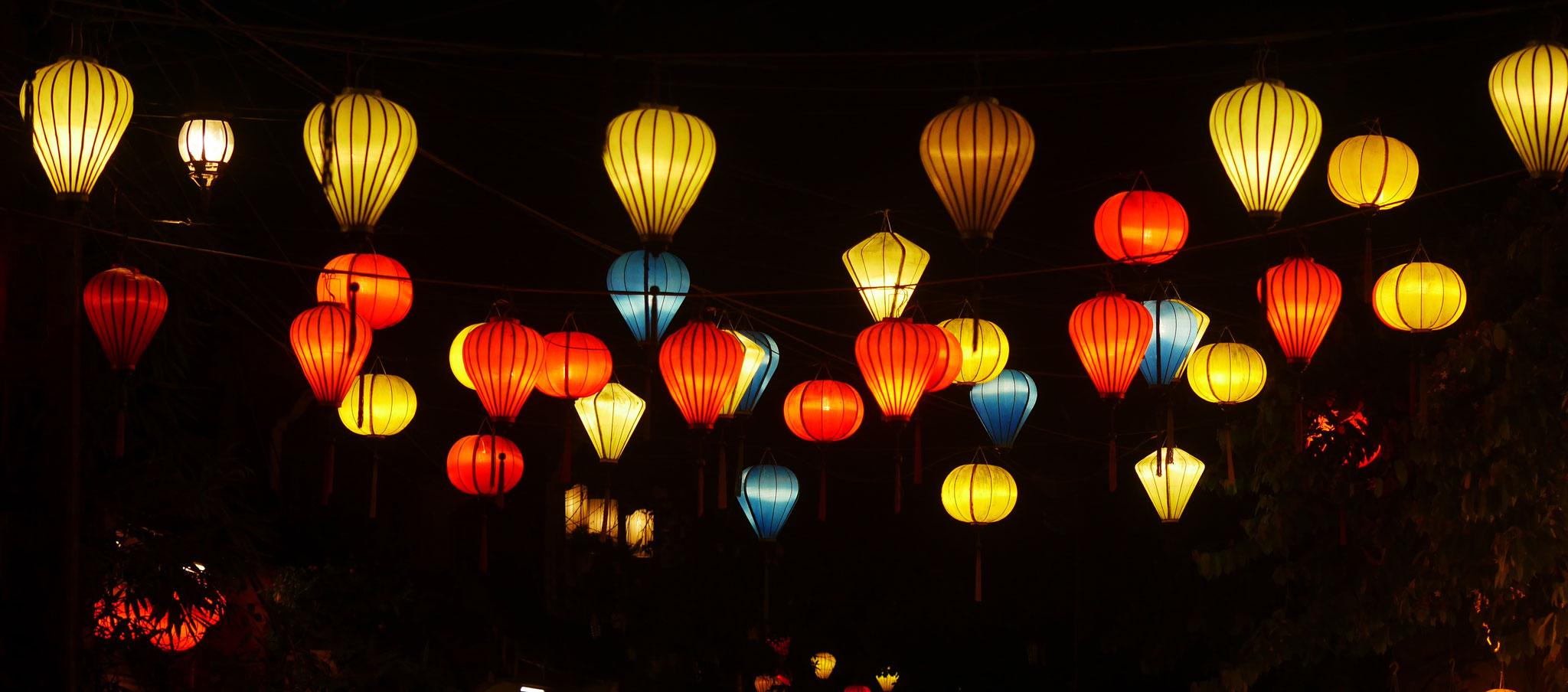 Hoi An - Stadt der Lampions