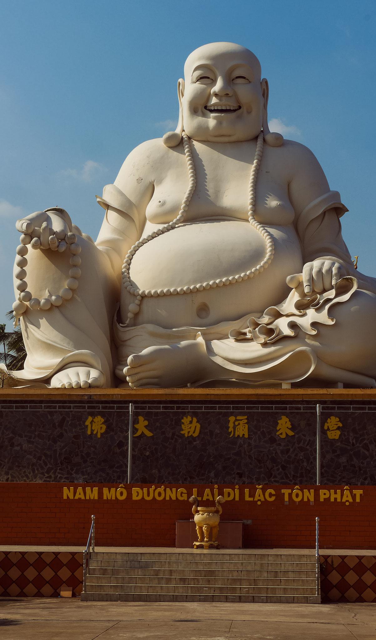 My Tho - Vinh Trang Temple