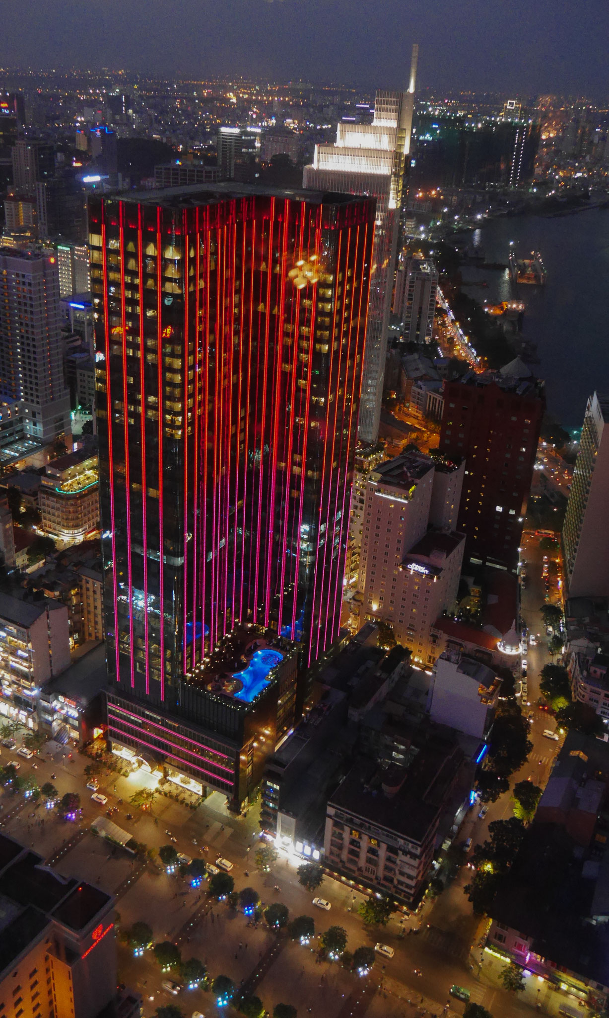 Bitexco Financial Tower - Saigon Skydeck