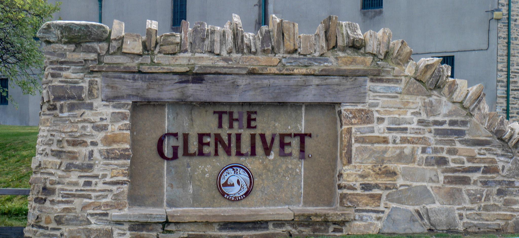 Distillery Glenlivet
