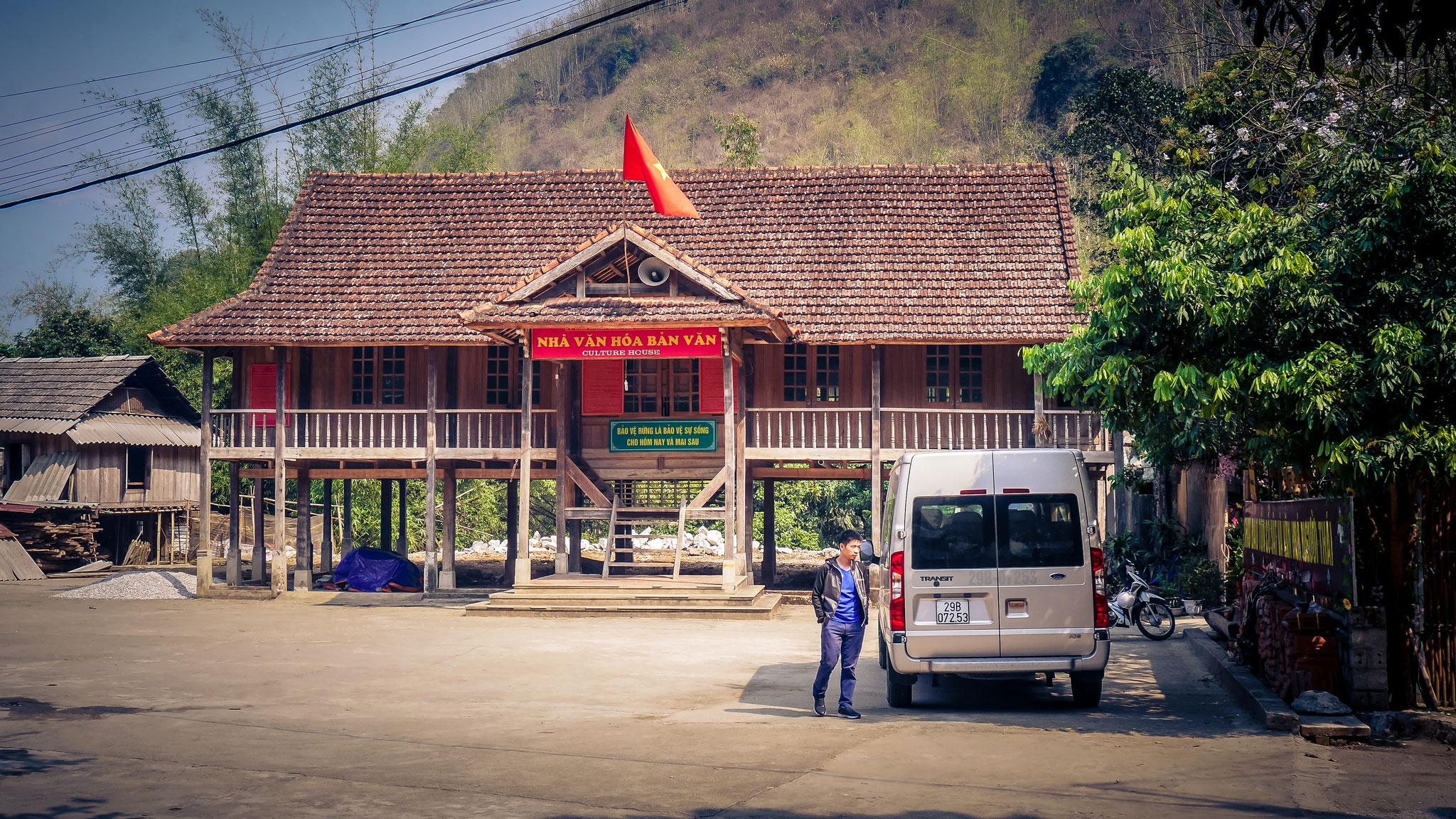 Unterwegs in Mai Chau