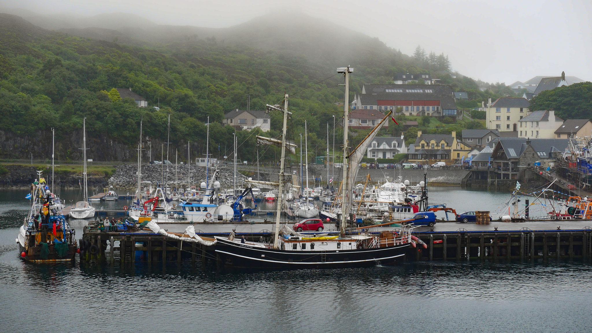 Hafen von Mallaig
