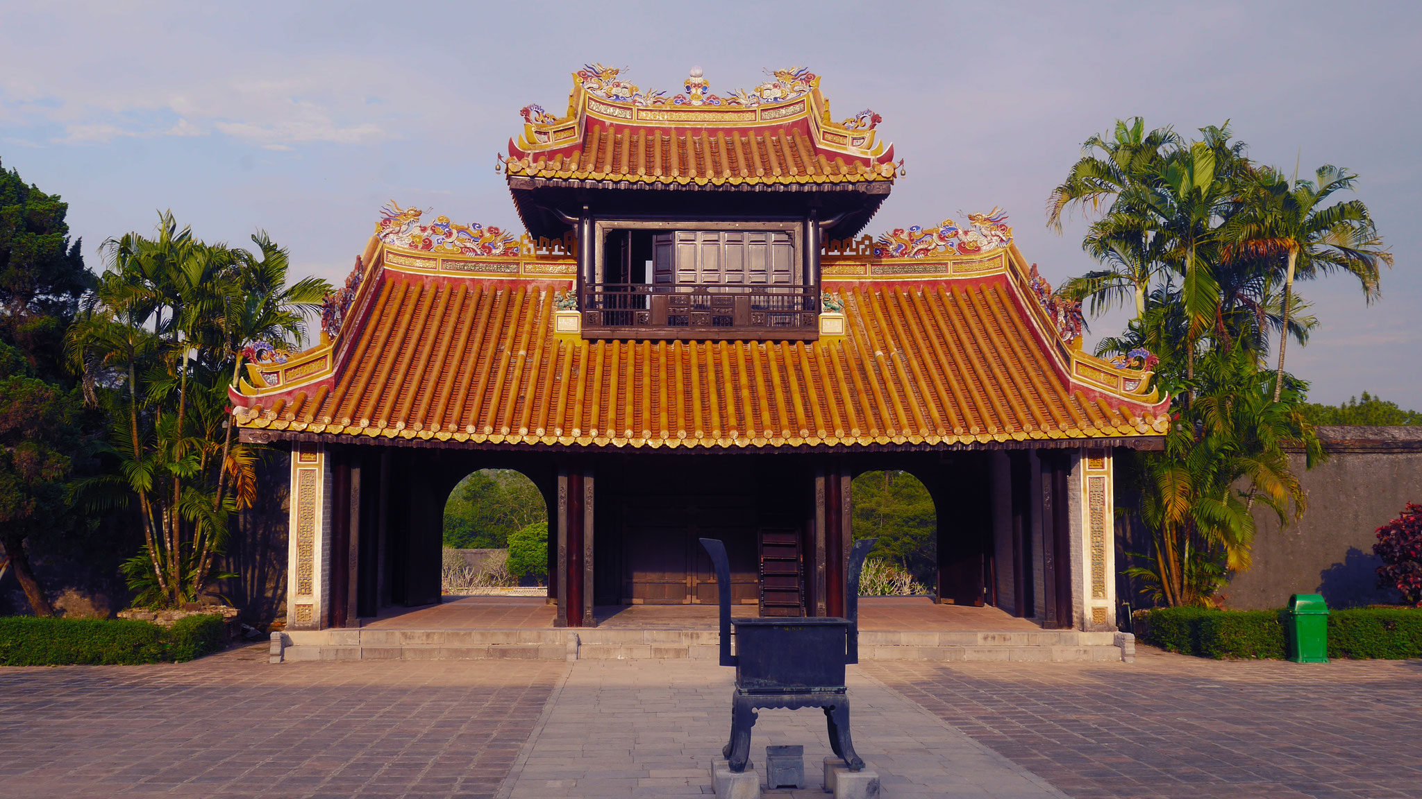 Hue - Kaisergrab von Kaiser Tu Doc