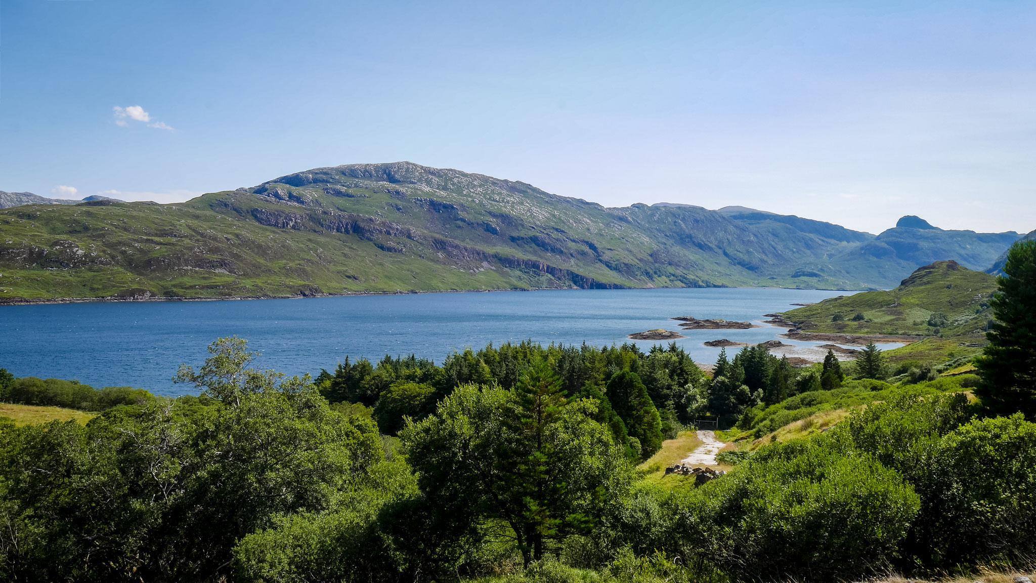 am Loch na Gaimnhich