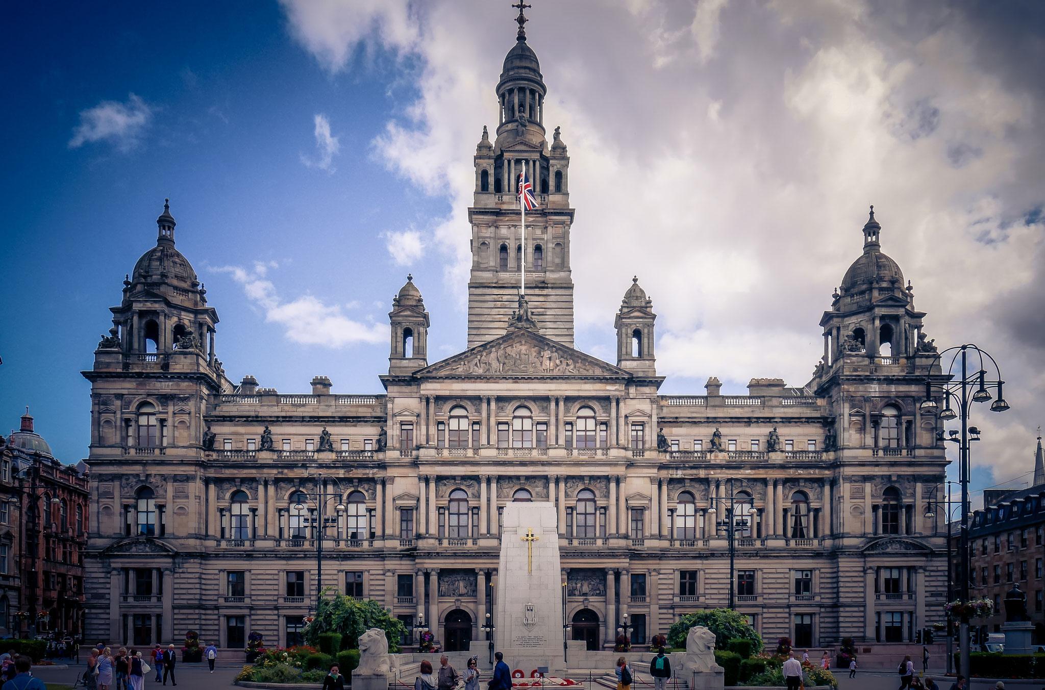 City Chambers - Rathaus von Glasgow