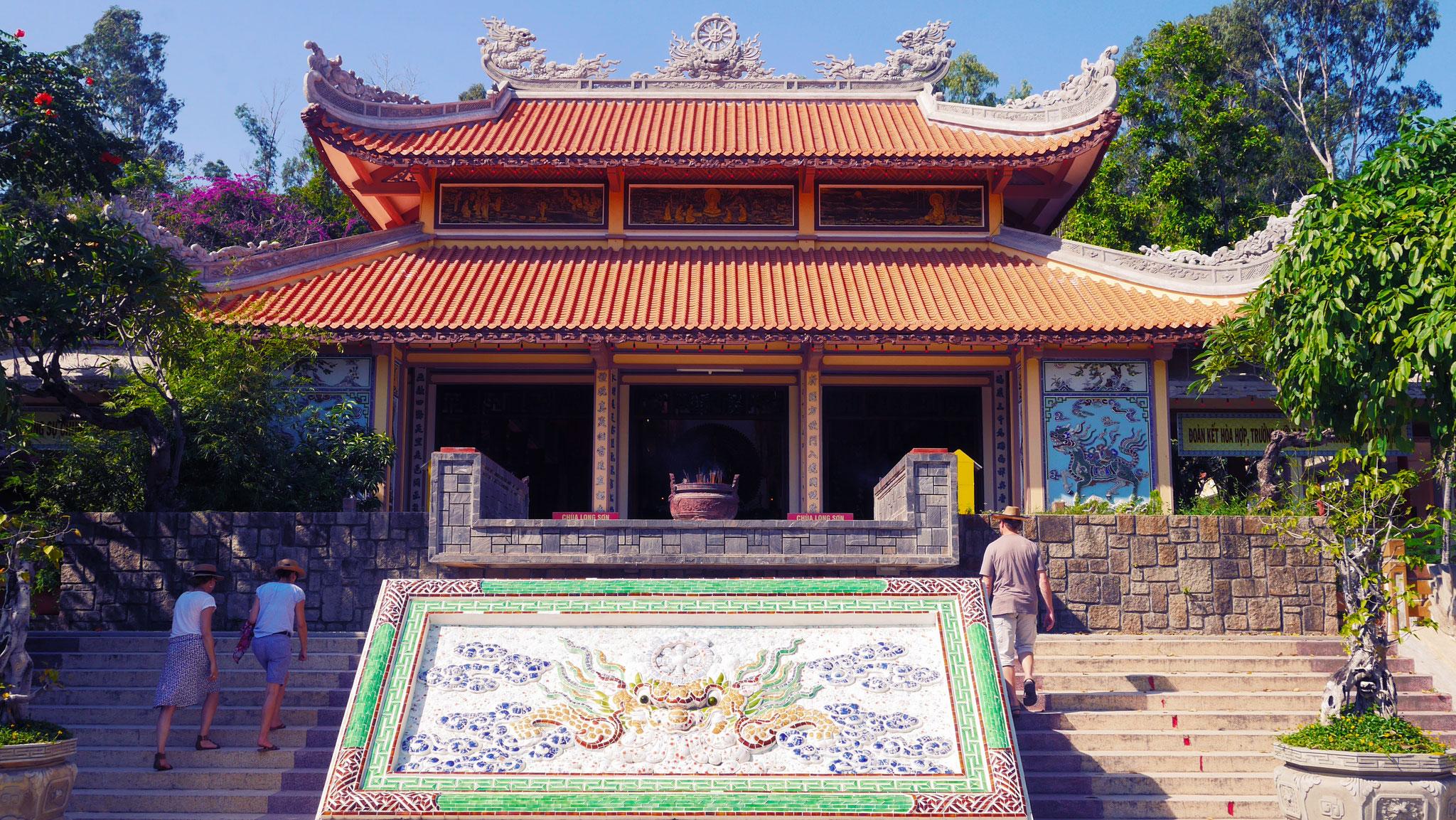 Nha Trang - Long Son Pagoda