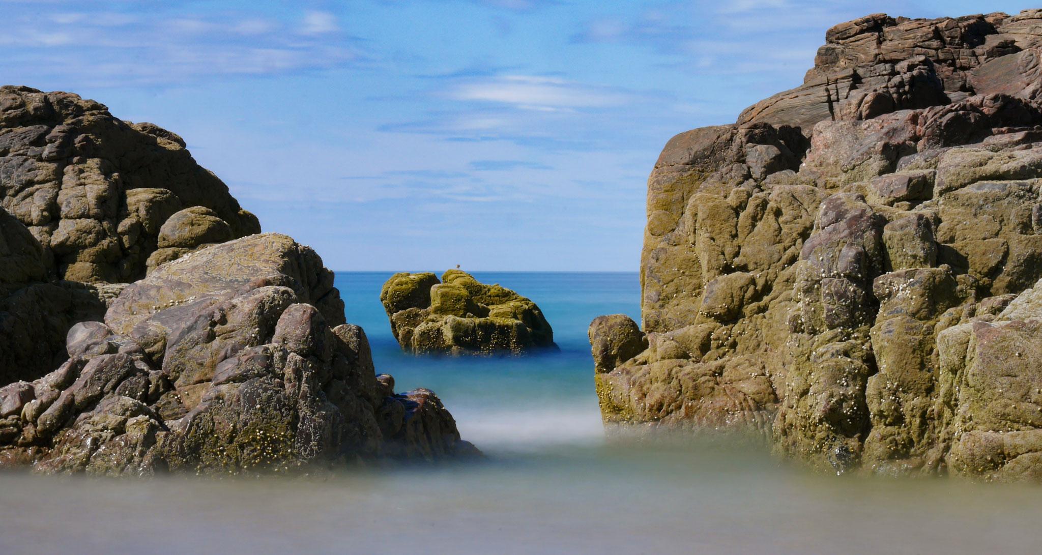 Sandwood Bay - traumhafter Strand