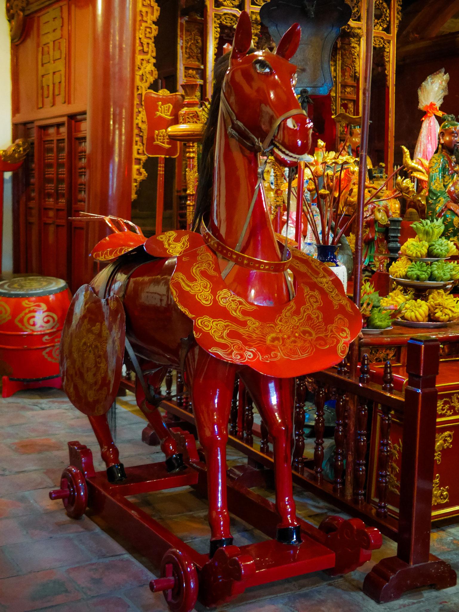 Hanoi - Ngoc Son Temple