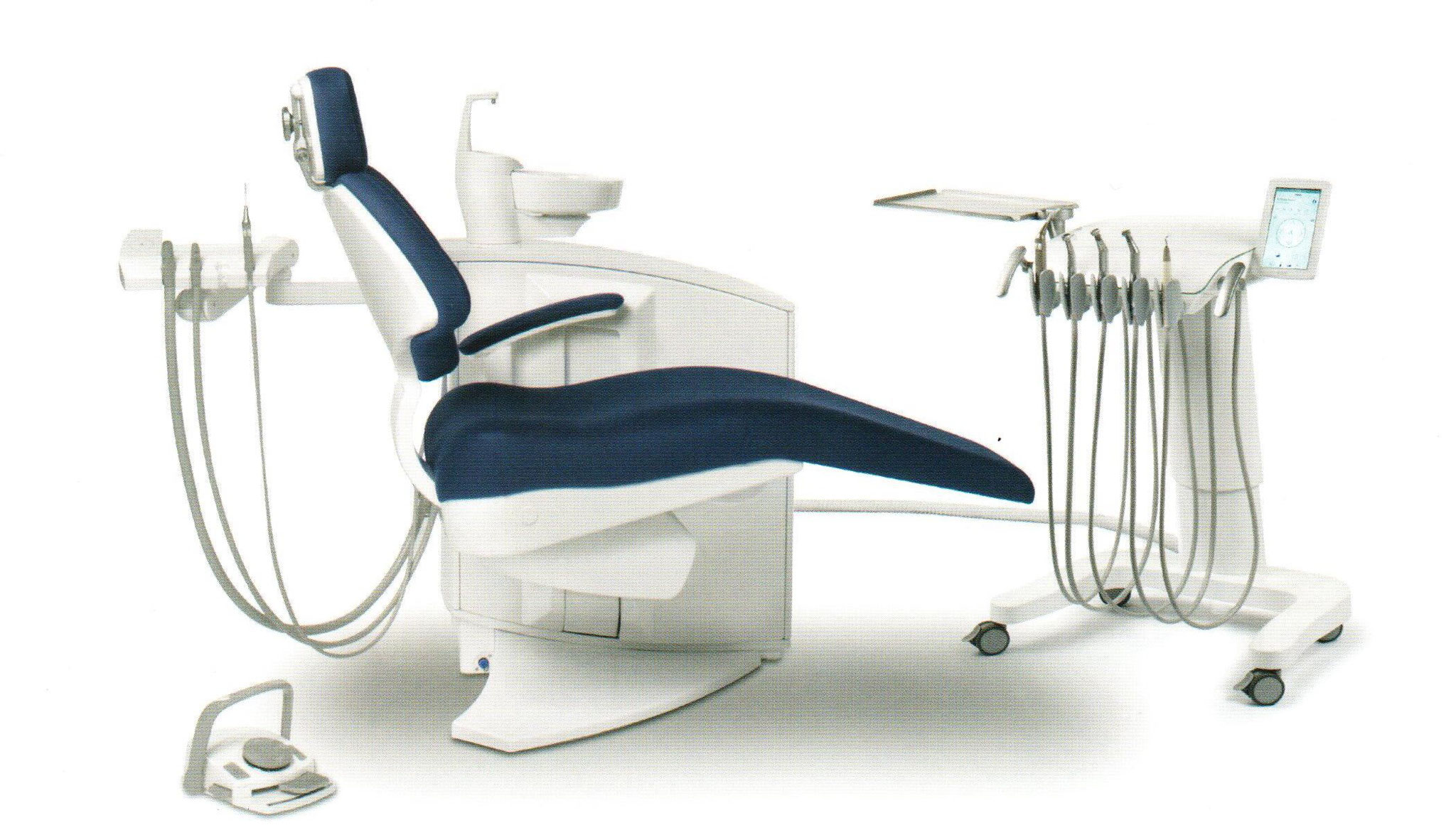 S5 C - elektronische Behandlungseinheit mit Cart