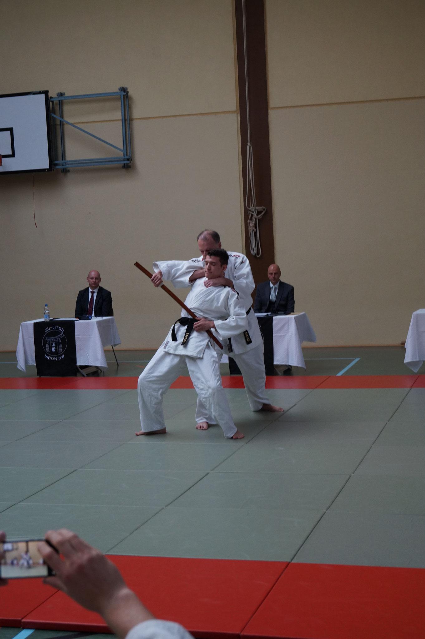 JJU NW - Jiu Jitsu - Moderne Selbstverteidigung