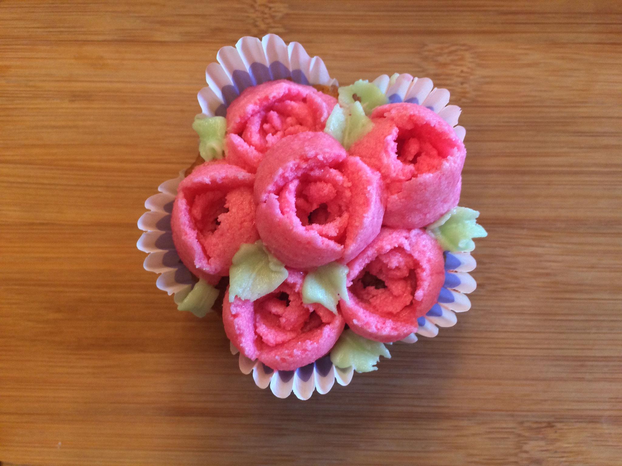 Tulpen Cupcakes