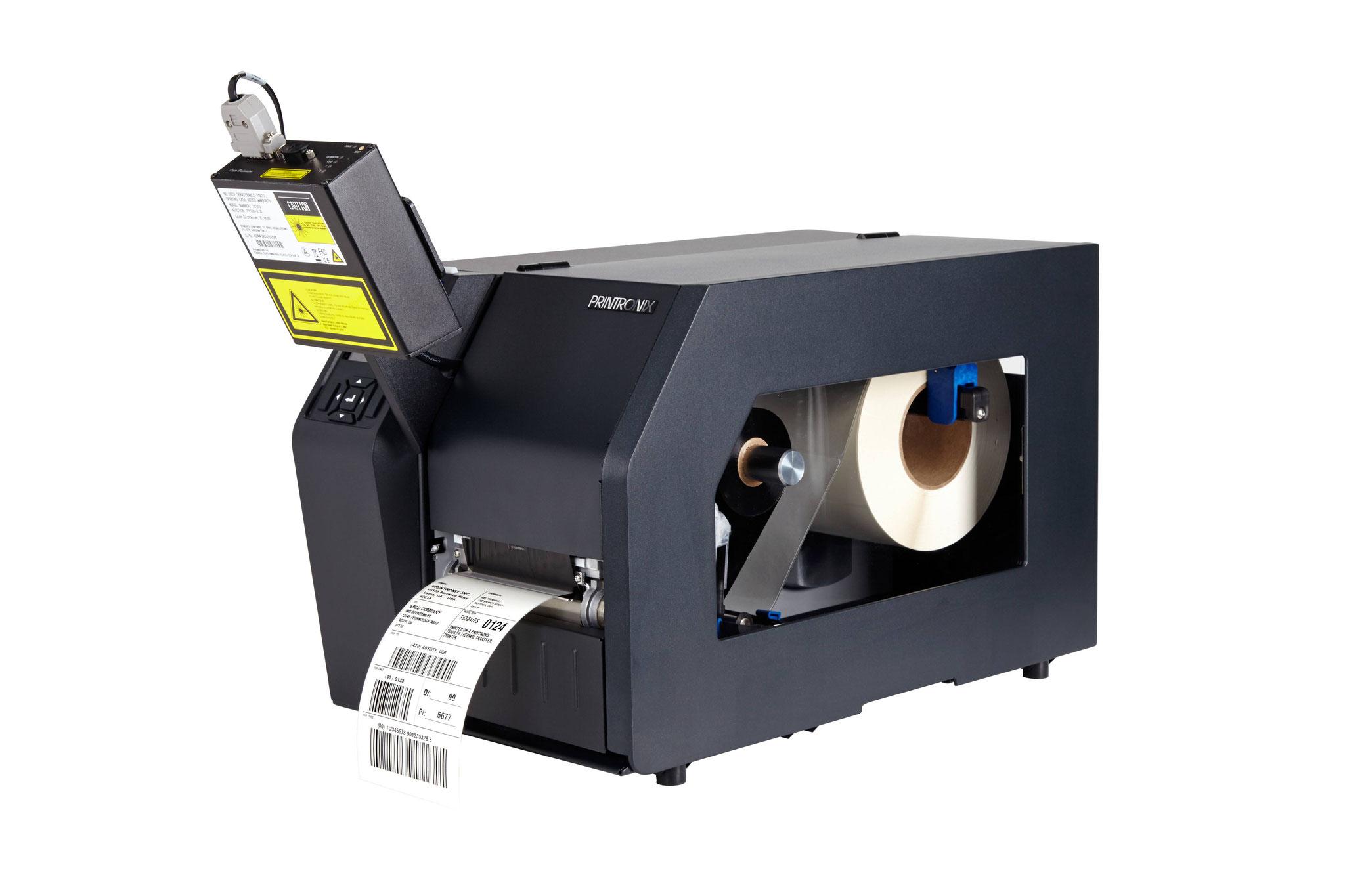 Printronix T8000 ODV-1D Etikettendrucker