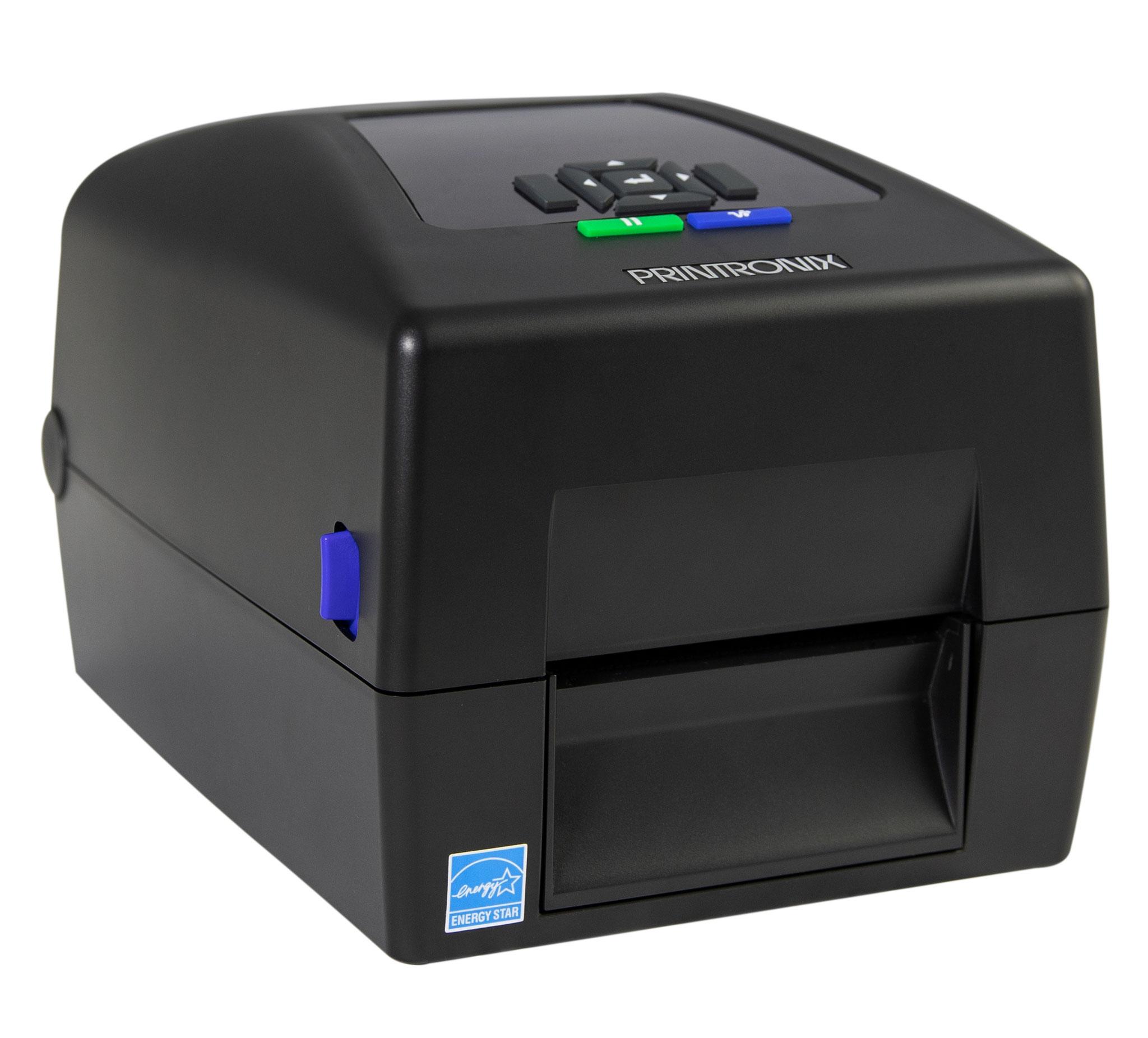 Printronix T800 seitliche Ansicht