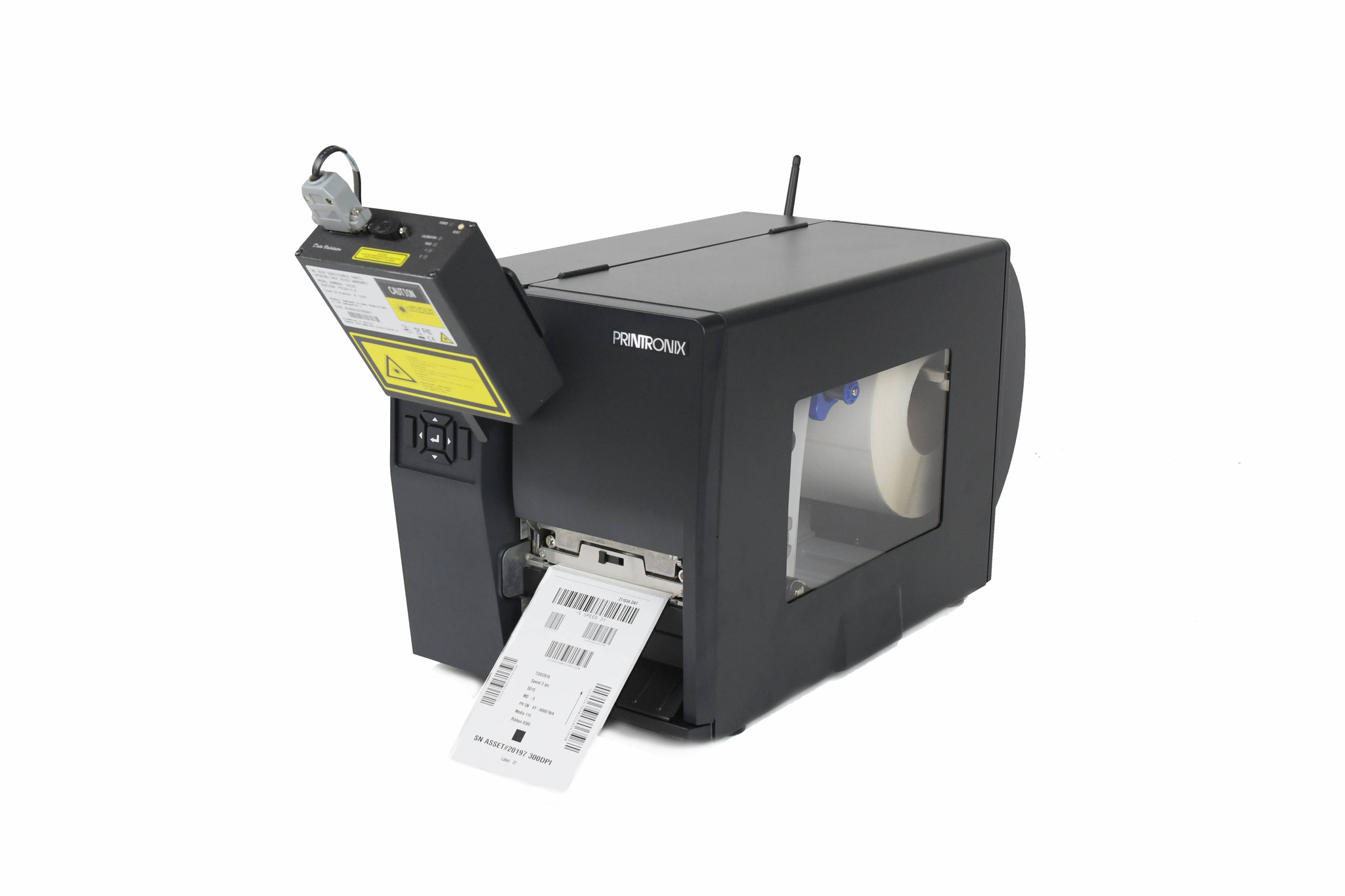 Printronix T6000 ODV-1D Etikettendrucker