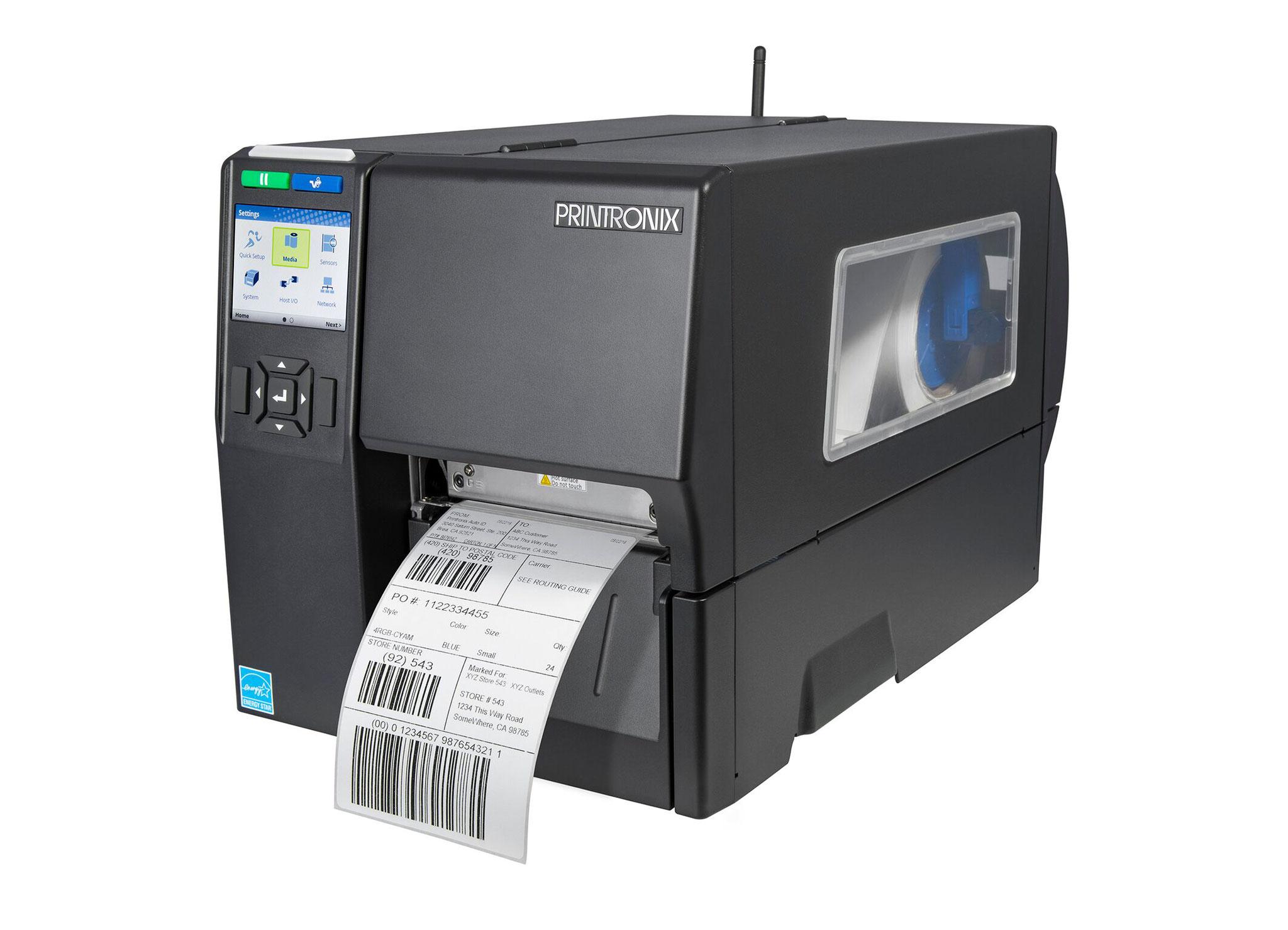 Printronix T4000 mit WLAN