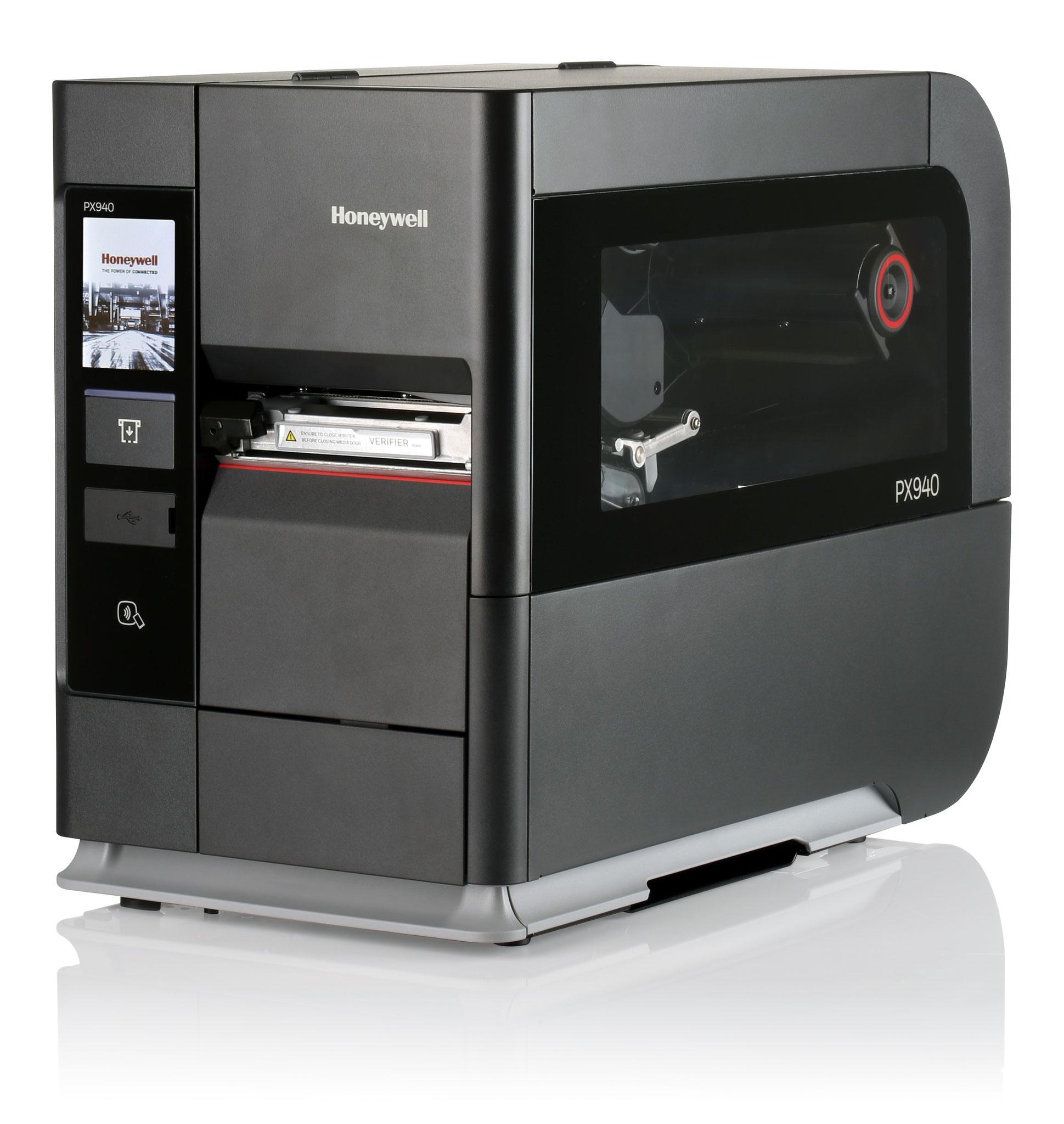 Honeywell PX940 V Industrie-Etikettendrucker