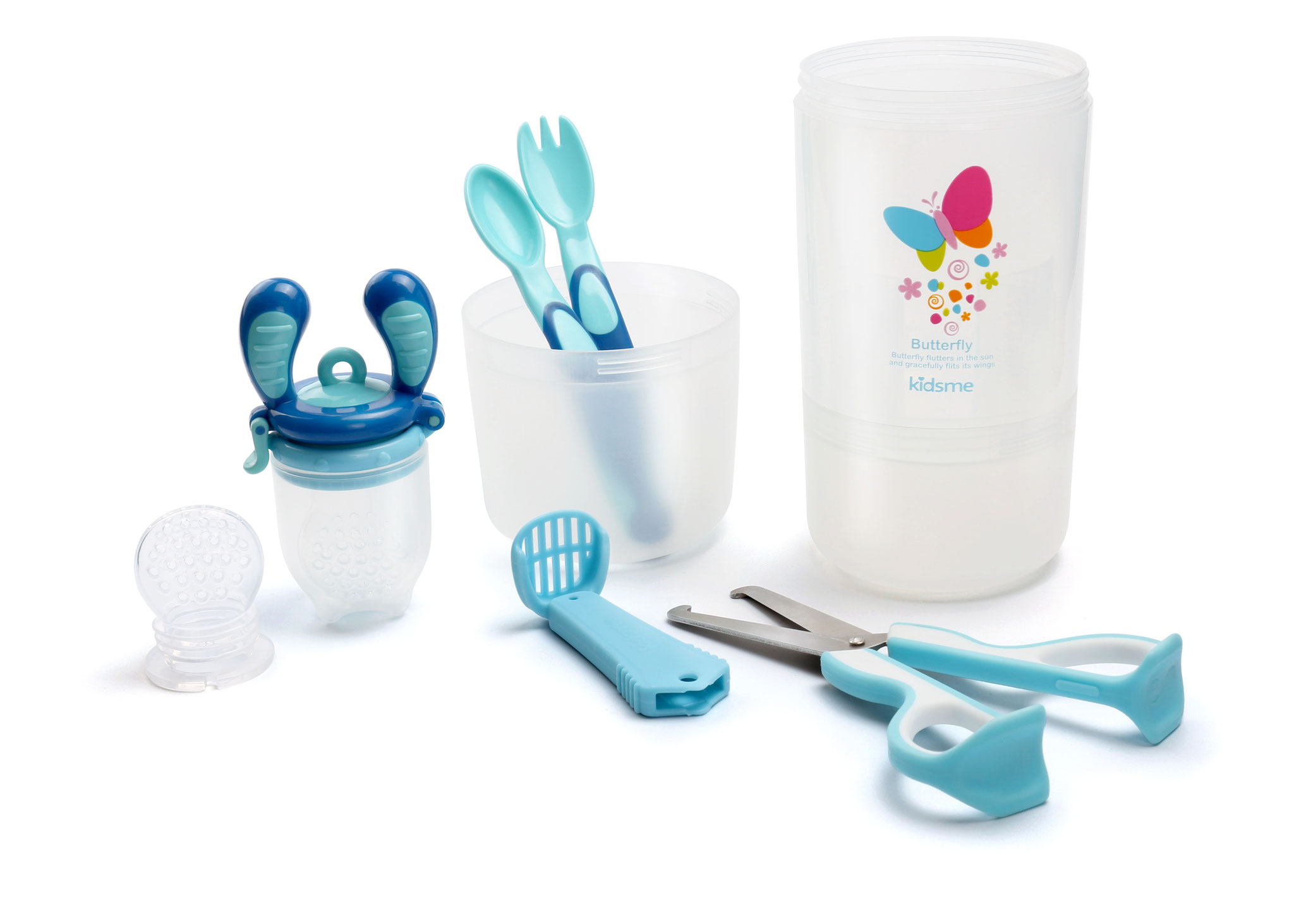Baby Travel Set Easy aquamarine