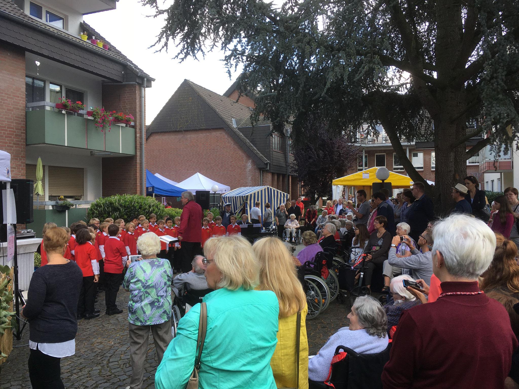 Brunnesfest des Josefshauses