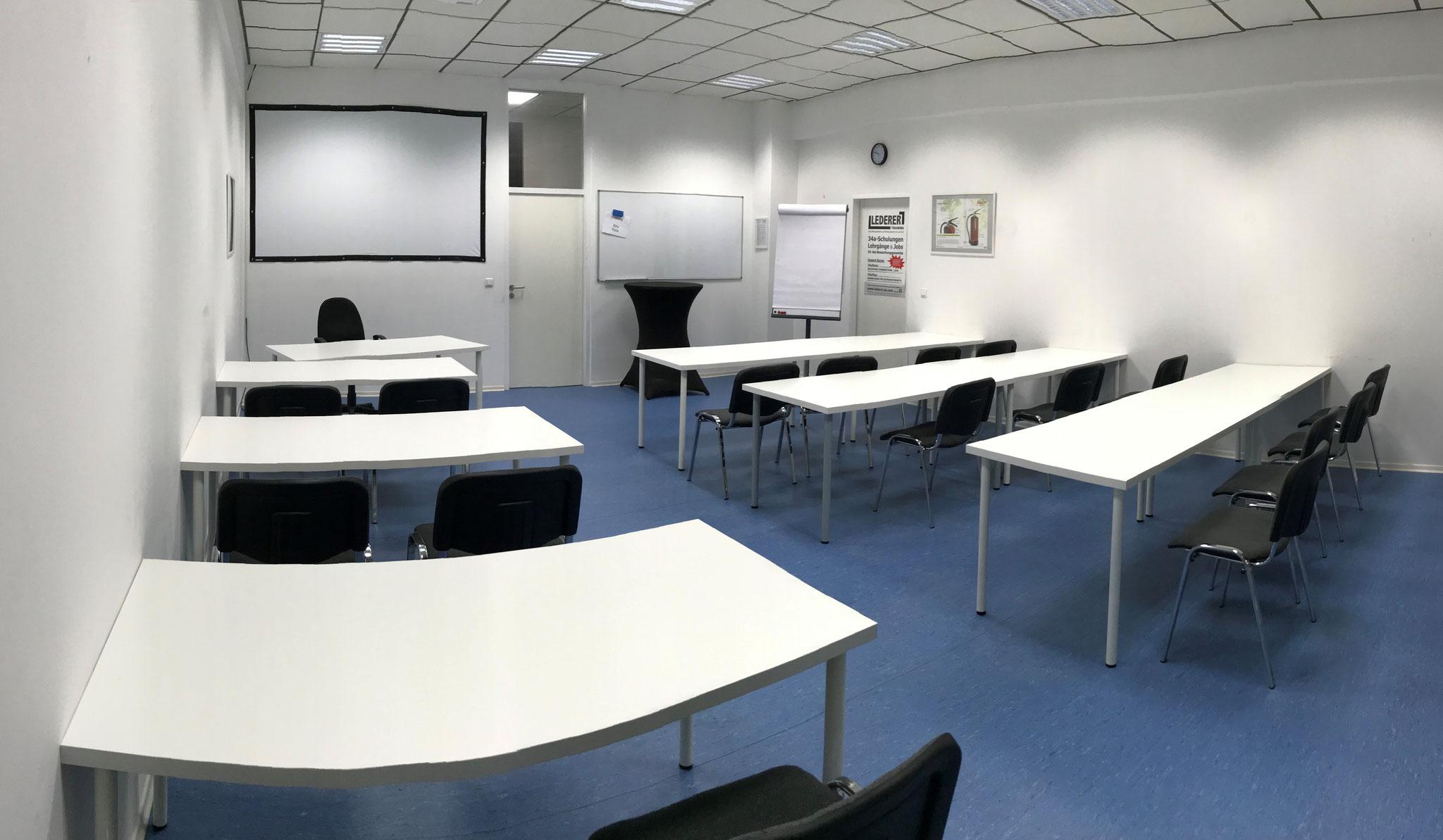 LEDERER_training | Unterrichtsräume in Kiel