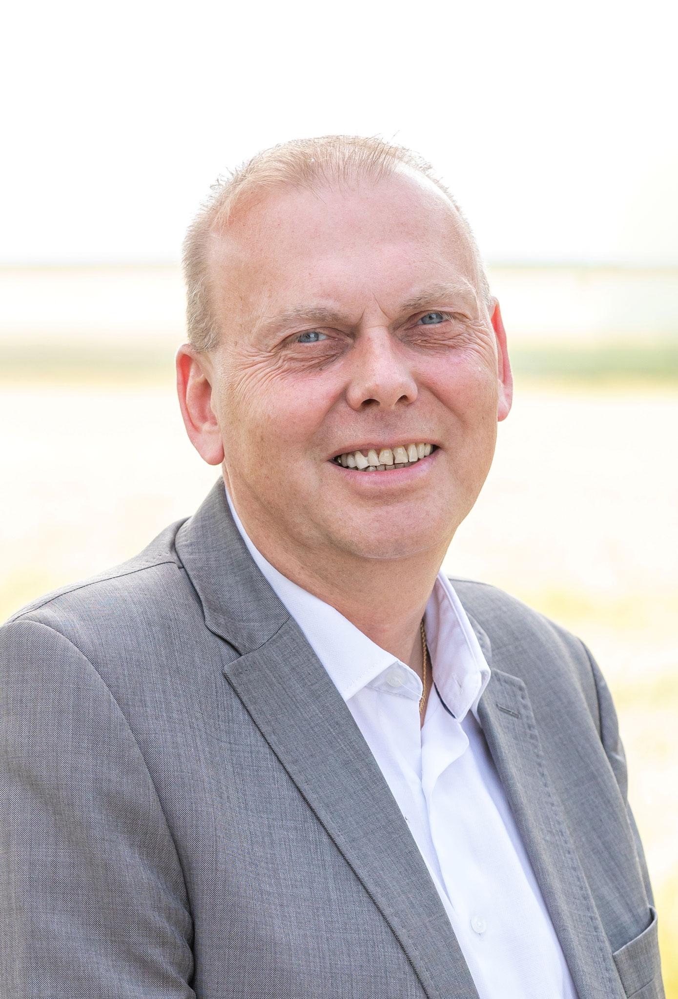 Michael Pfeiffer, stv. Fraktionsvorsitzender