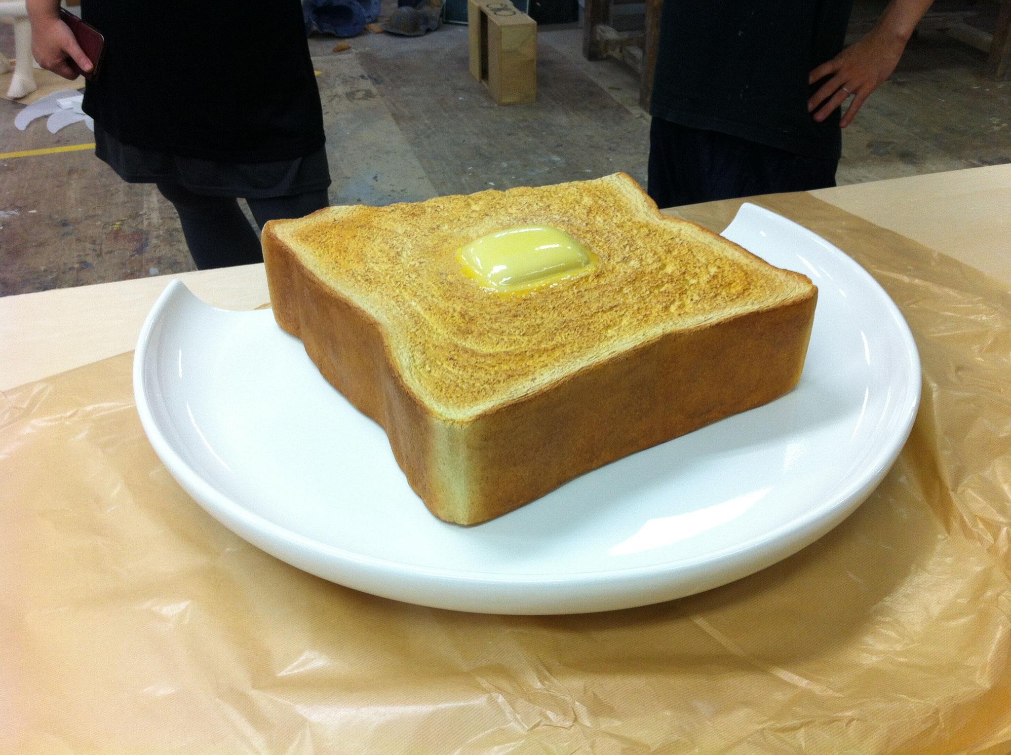 展示用 拡大模型『パン』